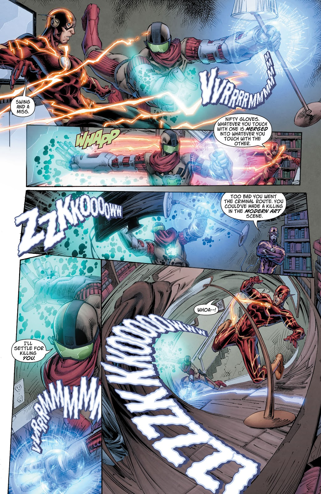 Read online The Flash (2011) comic -  Issue # _TPB 6 (Part 1) - 86