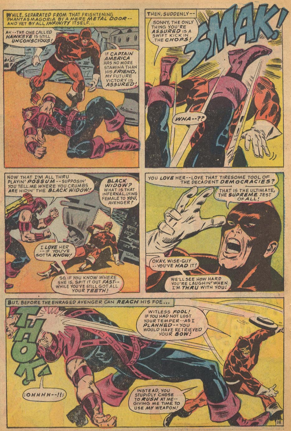 The Avengers (1963) 43 Page 25