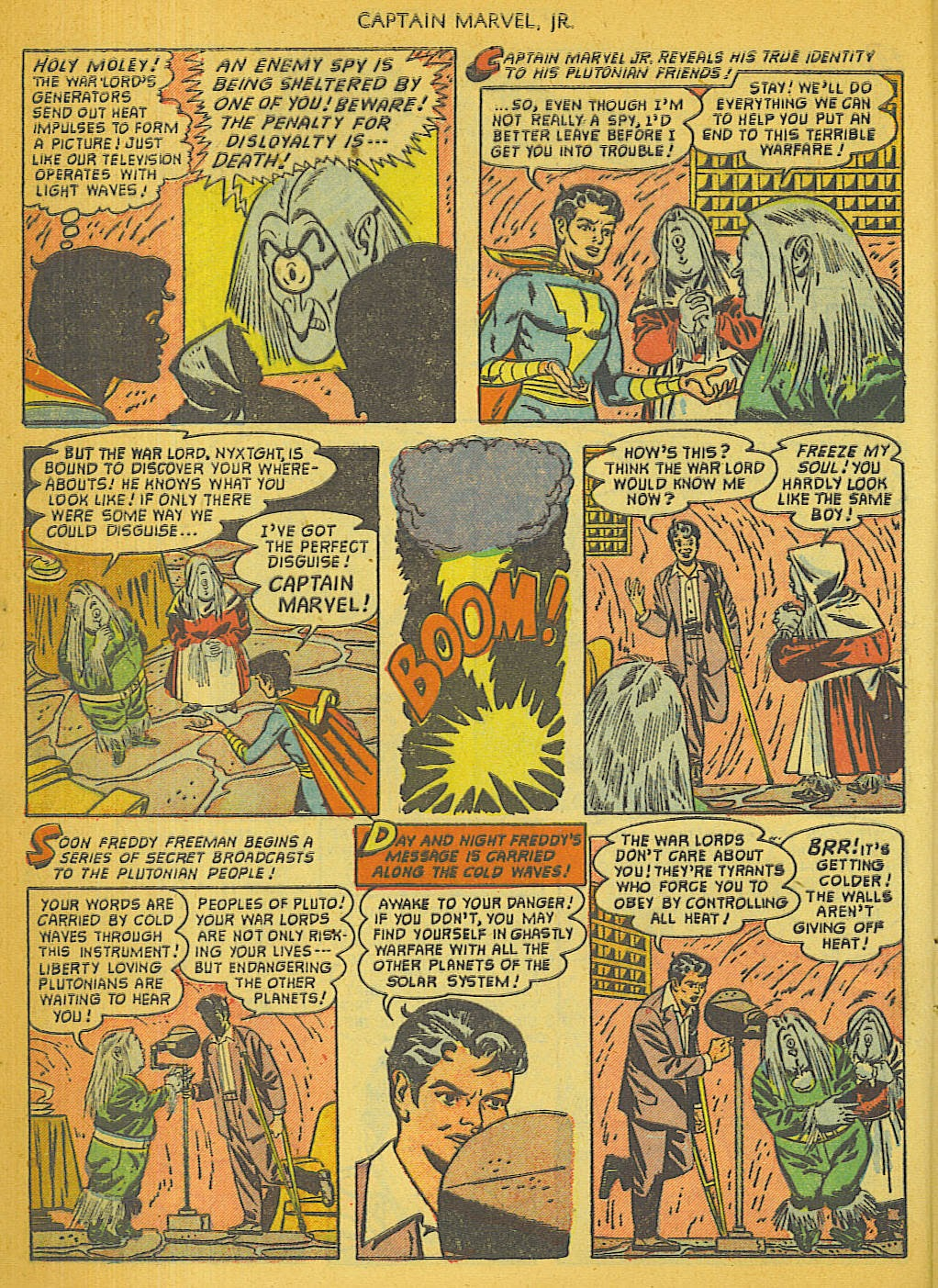 Captain Marvel, Jr. issue 111 - Page 7