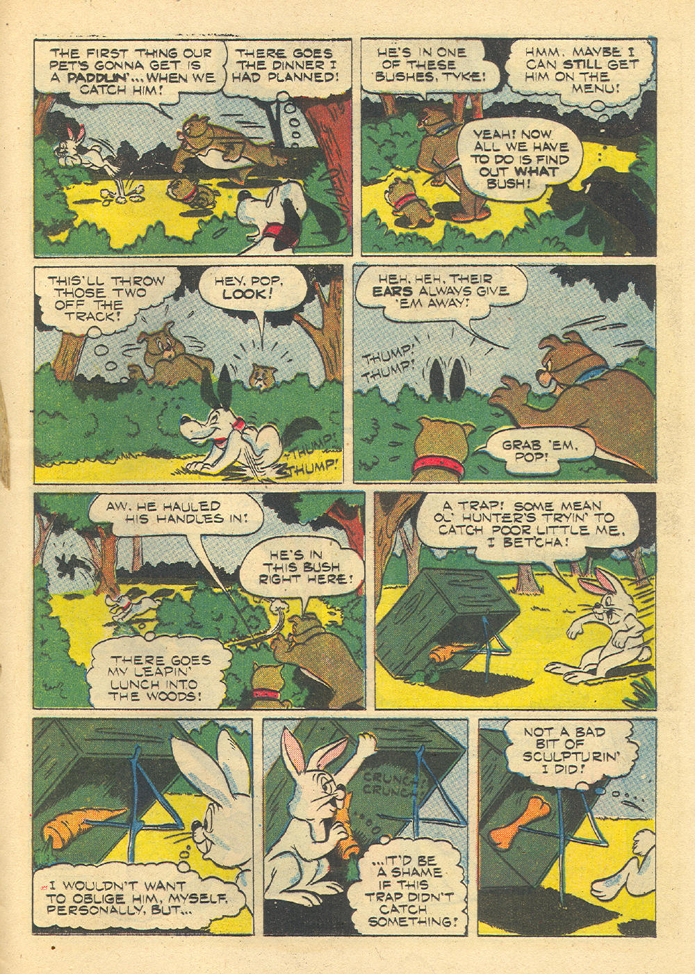 Four Color Comics issue 499 - Page 25
