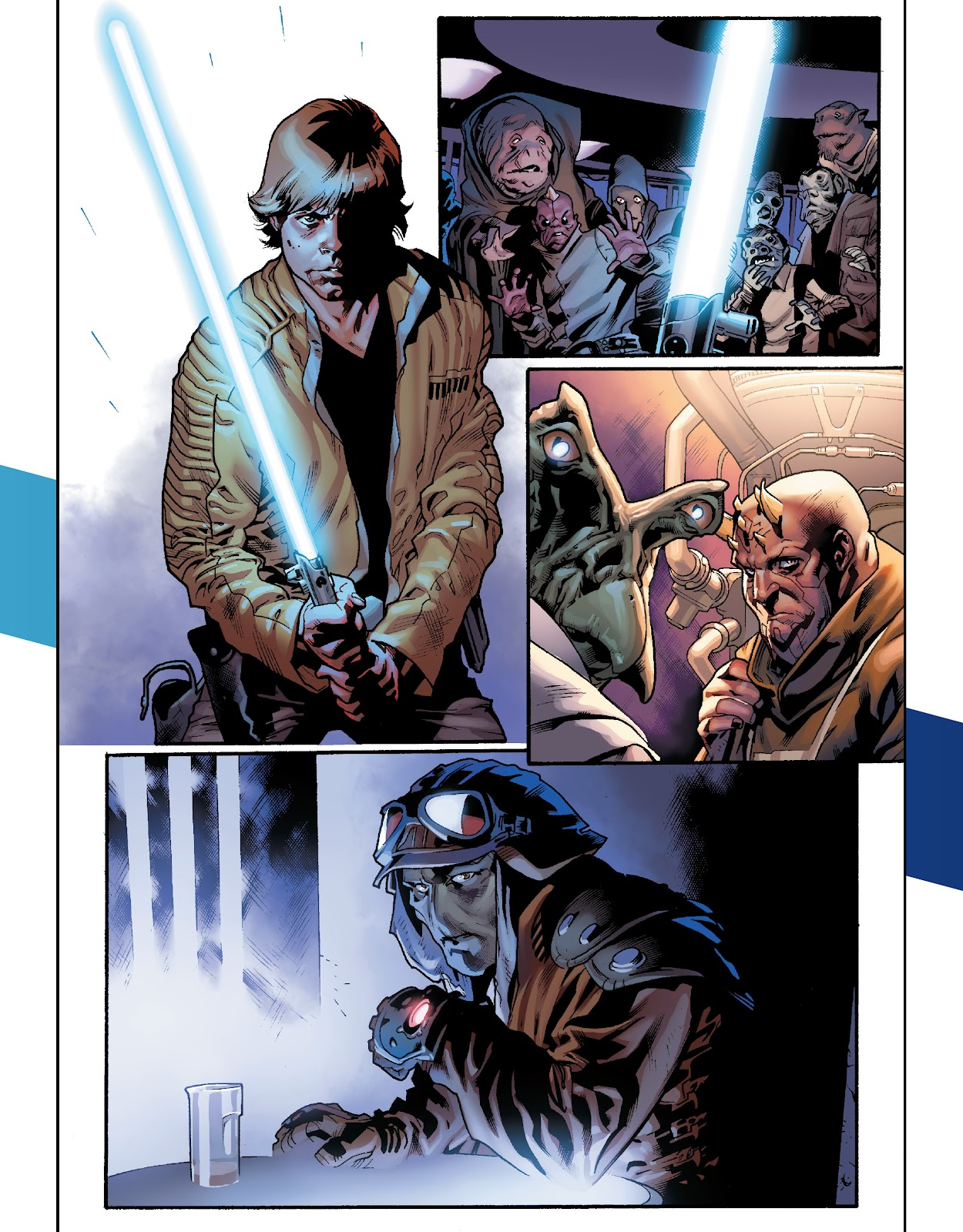 Read online The Marvel Art of Star Wars comic -  Issue # TPB (Part 1) - 43