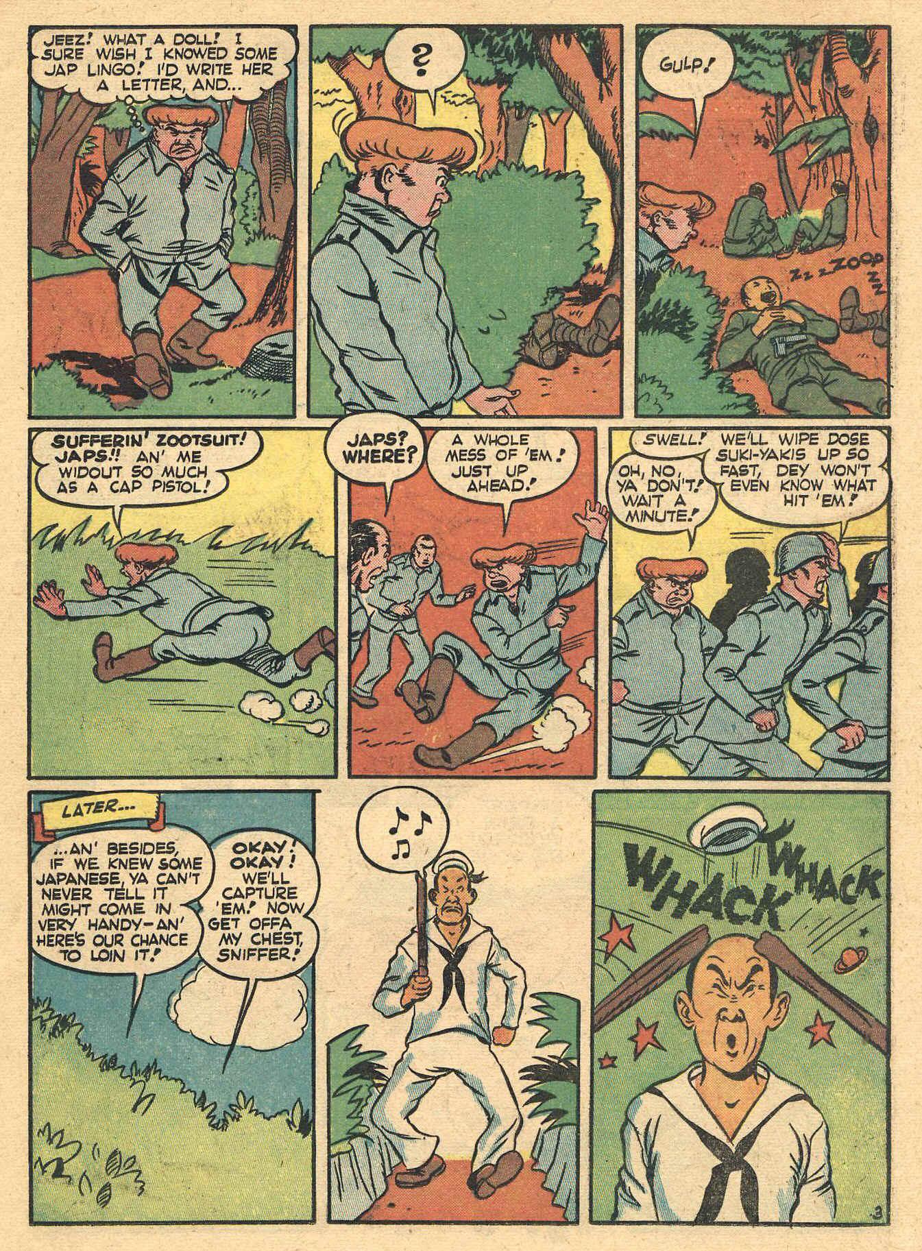 Daredevil (1941) issue 16 - Page 21