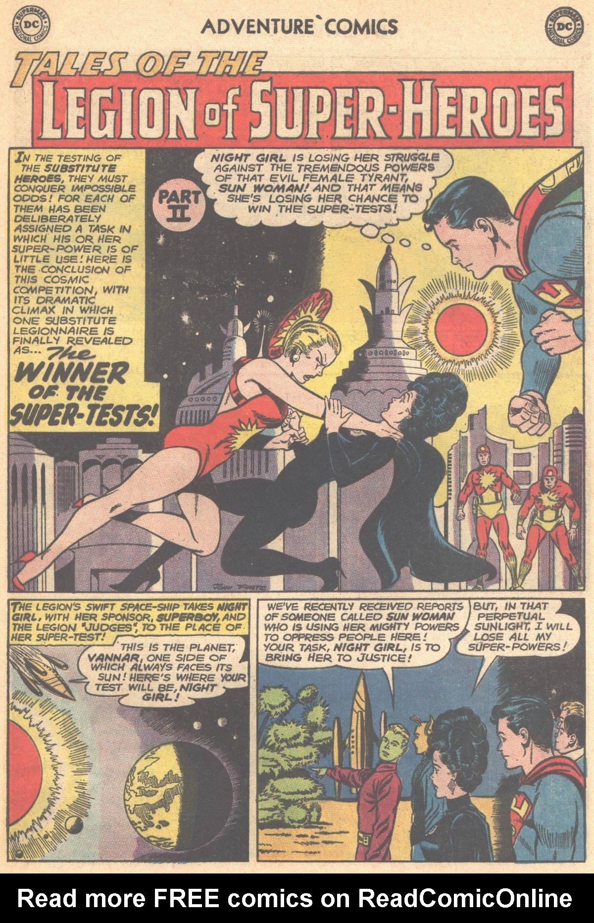 Read online Adventure Comics (1938) comic -  Issue #501 - 90