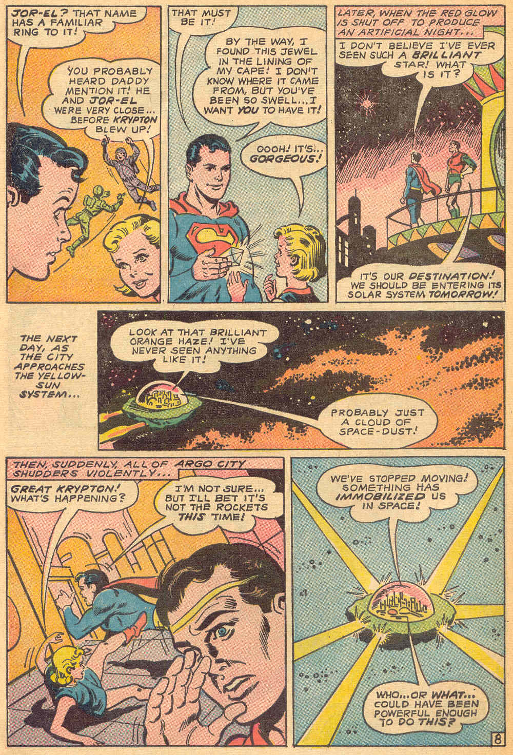 Read online Action Comics (1938) comic -  Issue #358 - 28