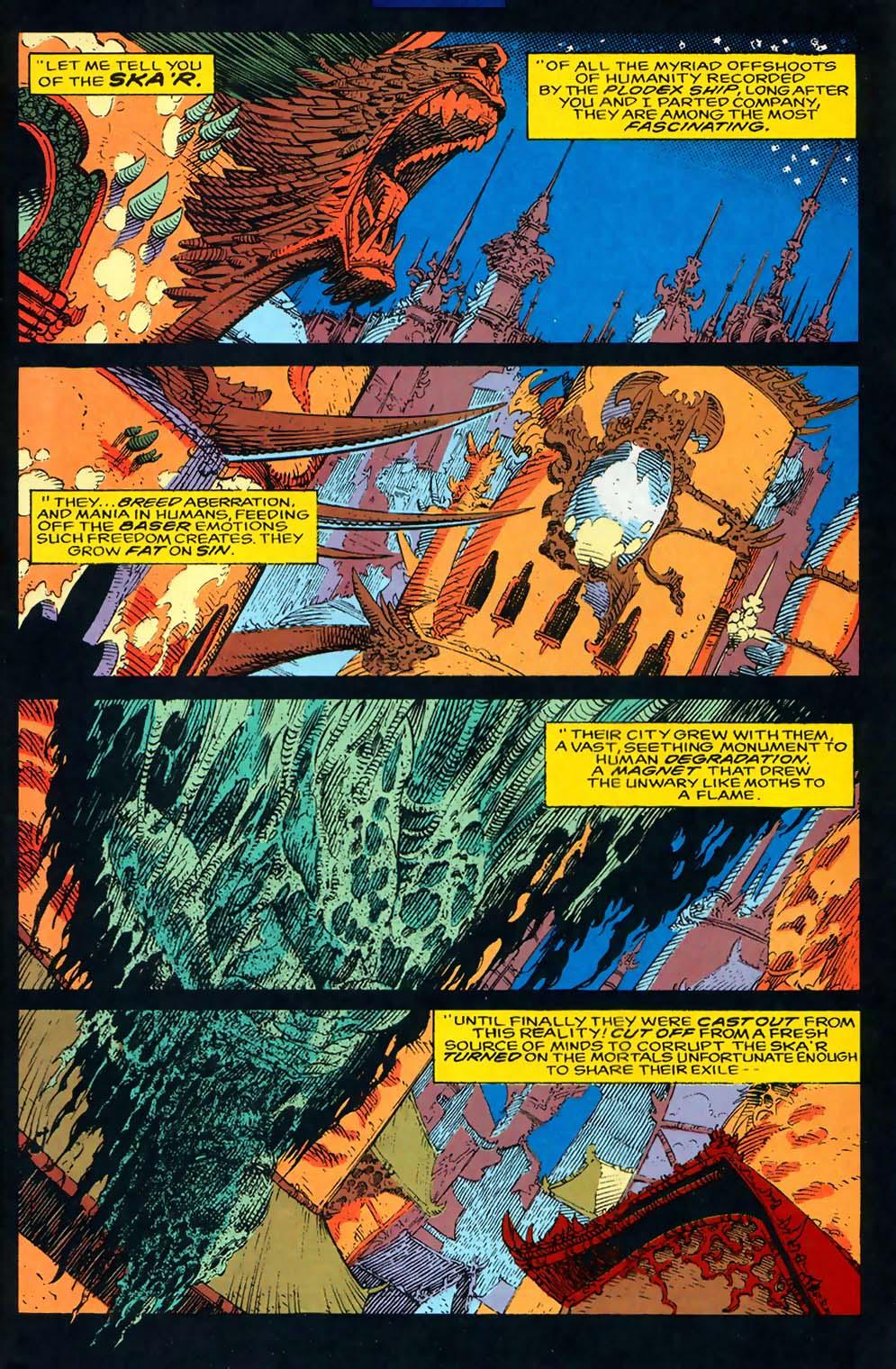 Read online Alpha Flight (1983) comic -  Issue #110 - 2
