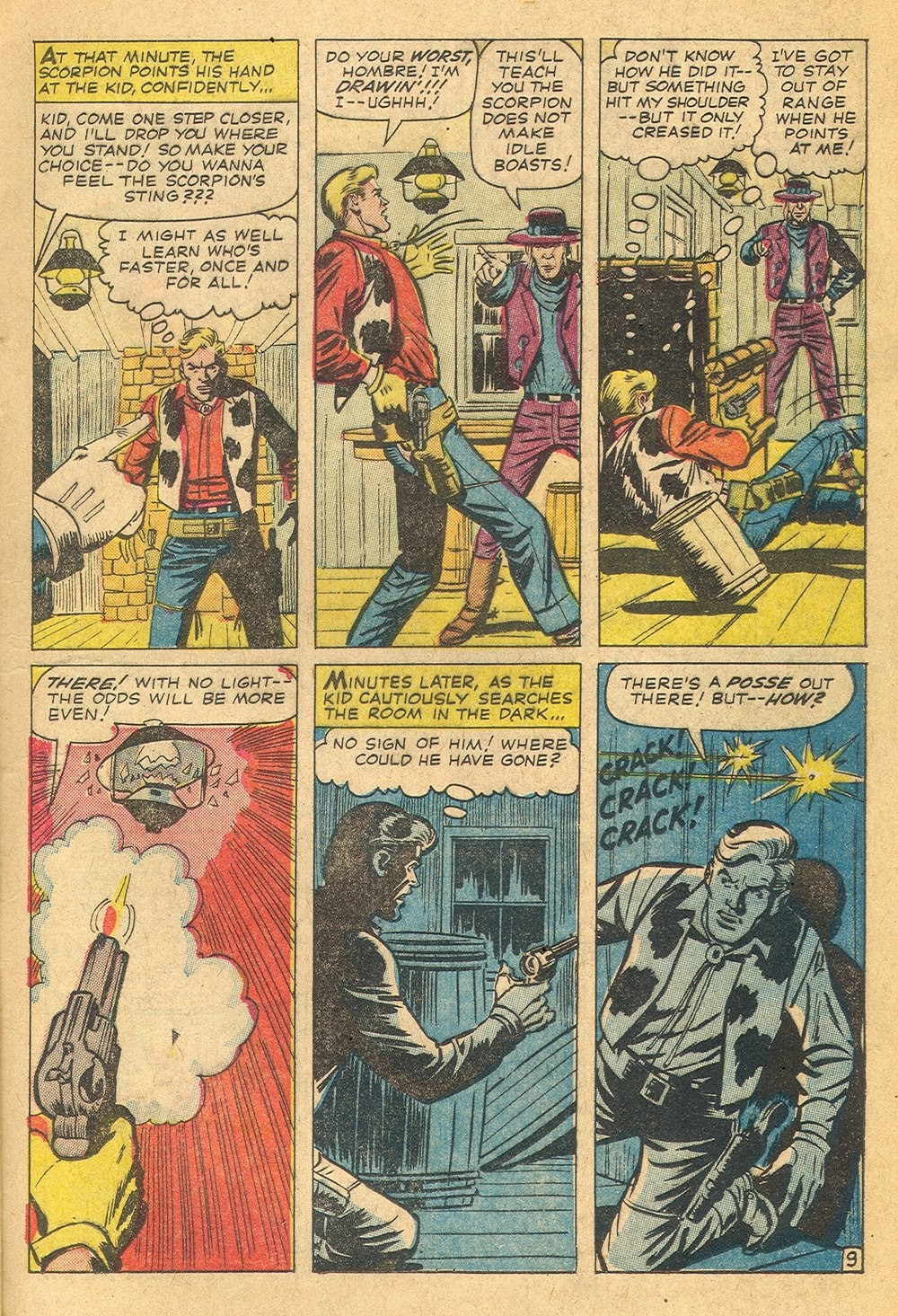 Kid Colt Outlaw issue 115 - Page 13