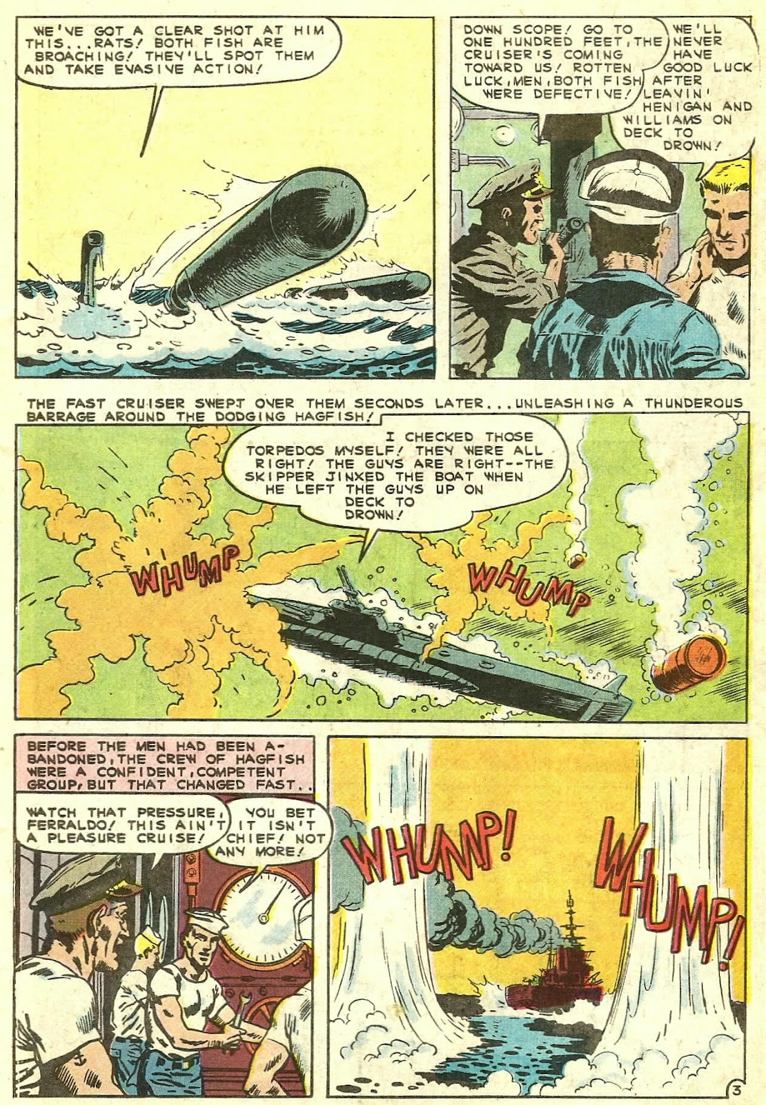Read online Fightin' Navy comic -  Issue #130 - 5