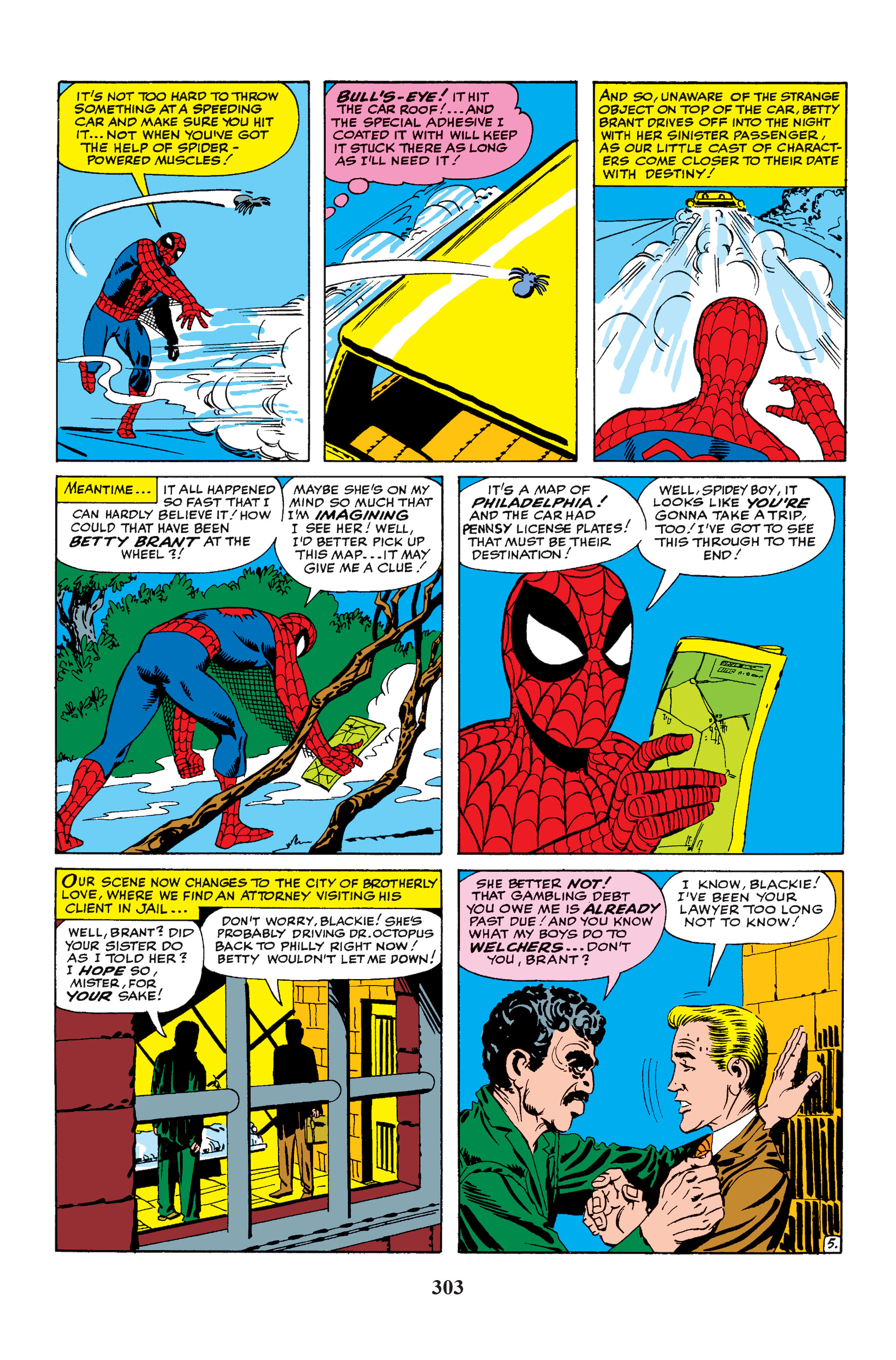 The Amazing Spider-Man (1963) 11 Page 5