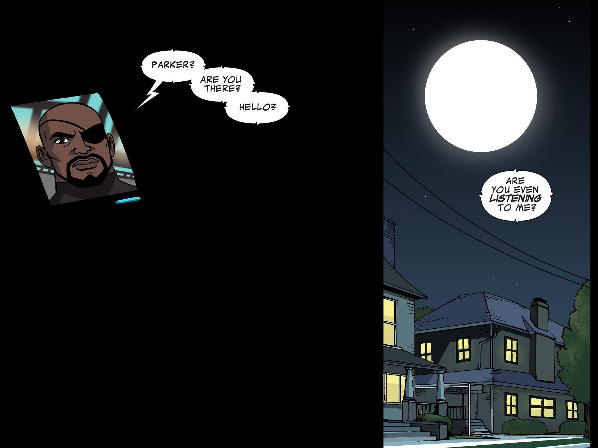 Read online Ultimate Spider-Man (Infinite Comics) (2015) comic -  Issue #17 - 27