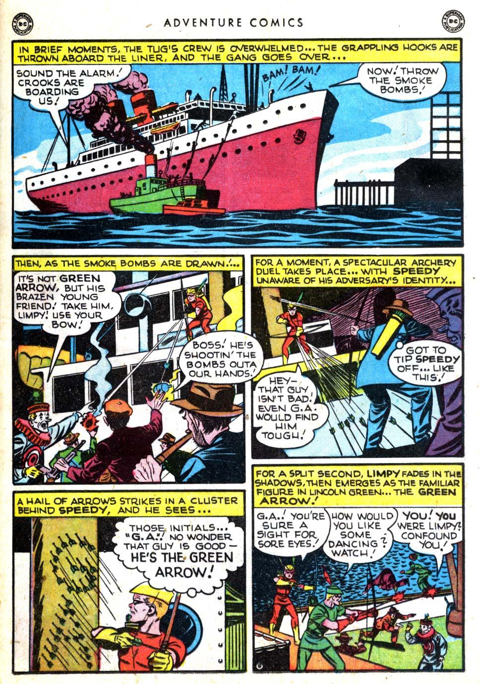 Read online Adventure Comics (1938) comic -  Issue #137 - 19