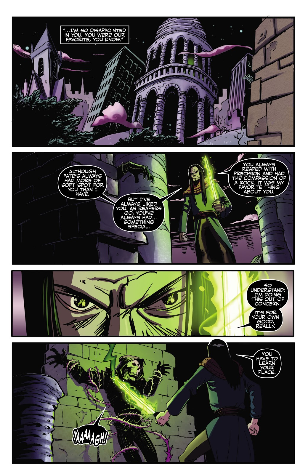 Read online September Mourning Volume 1 comic -  Issue #2 - 16