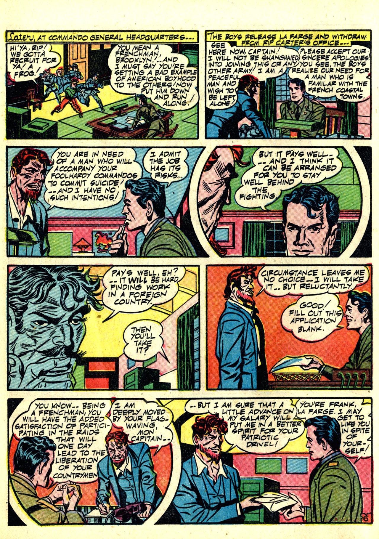 Detective Comics (1937) 64 Page 21