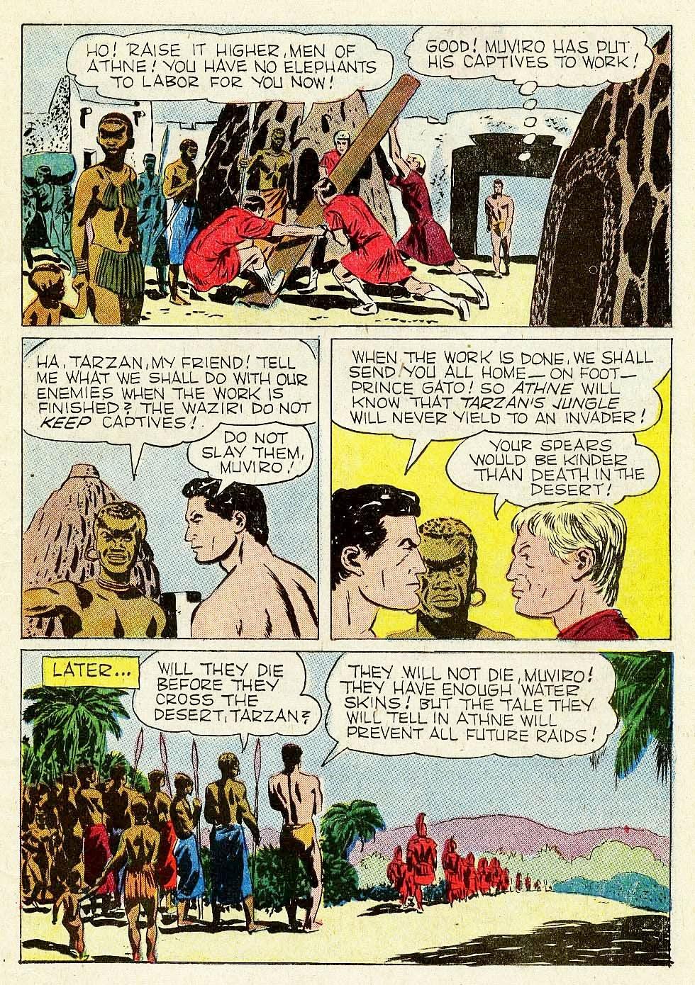 Tarzan (1948) issue 122 - Page 17