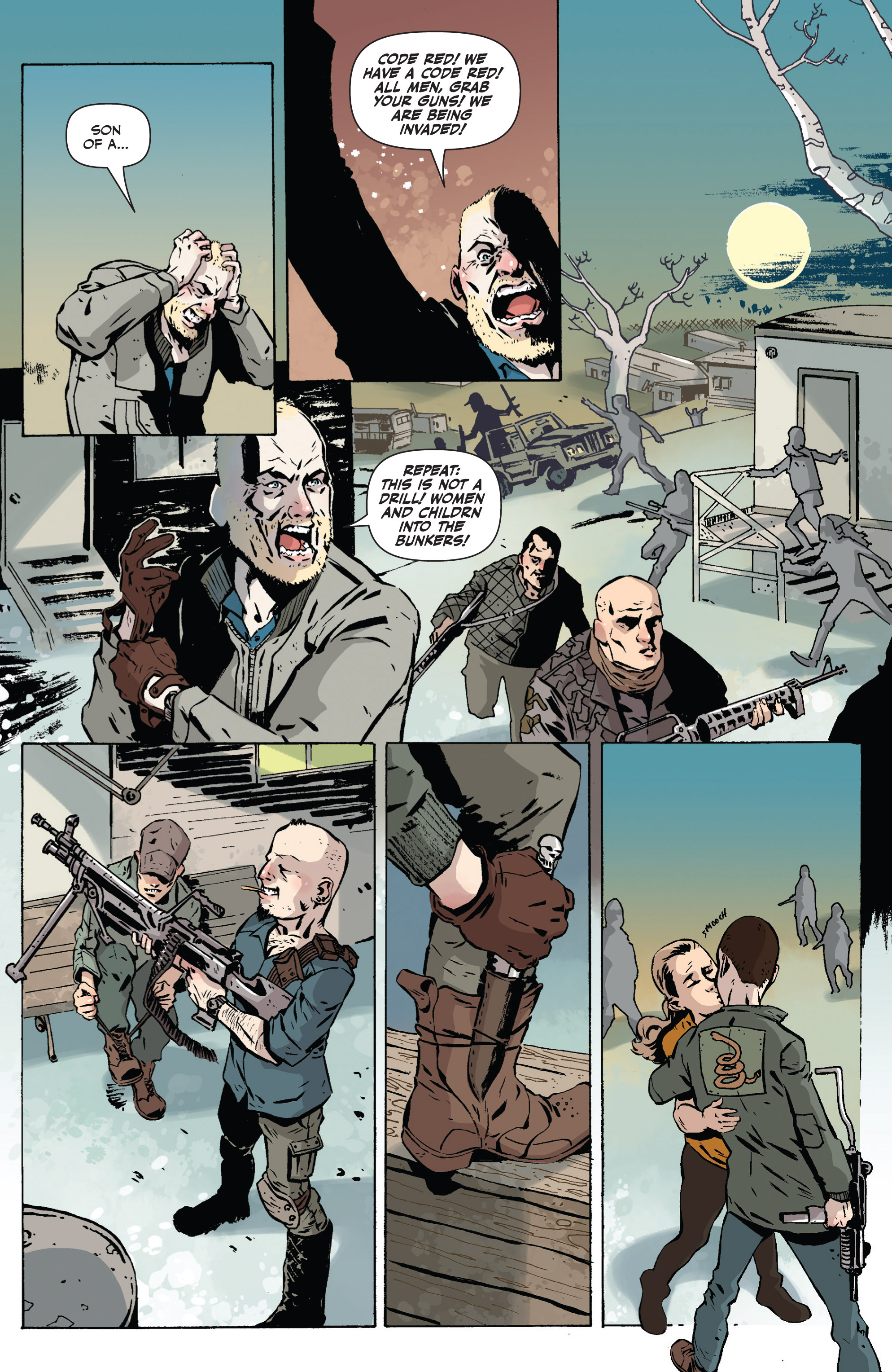 Read online Sheltered comic -  Issue #1 - 15