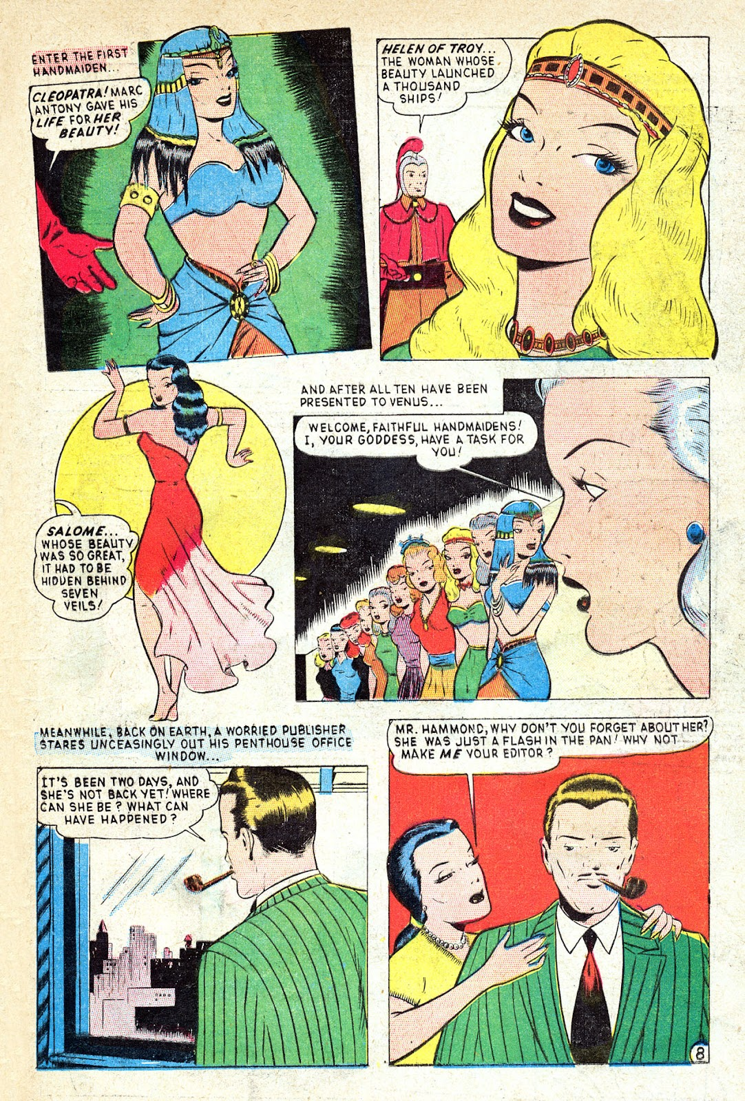 Venus (1948) issue 1 - Page 21