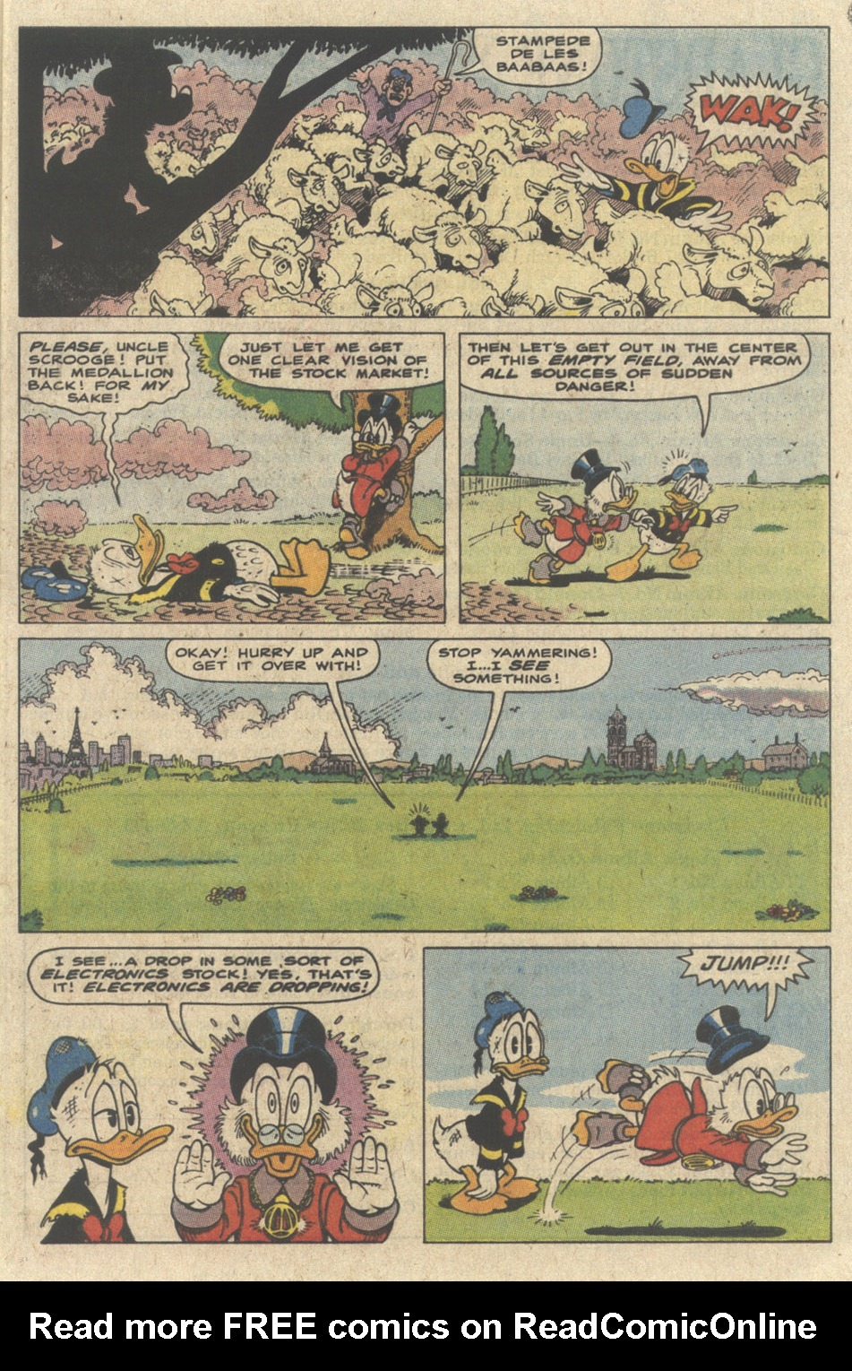 Read online Uncle Scrooge (1953) comic -  Issue #235 - 9