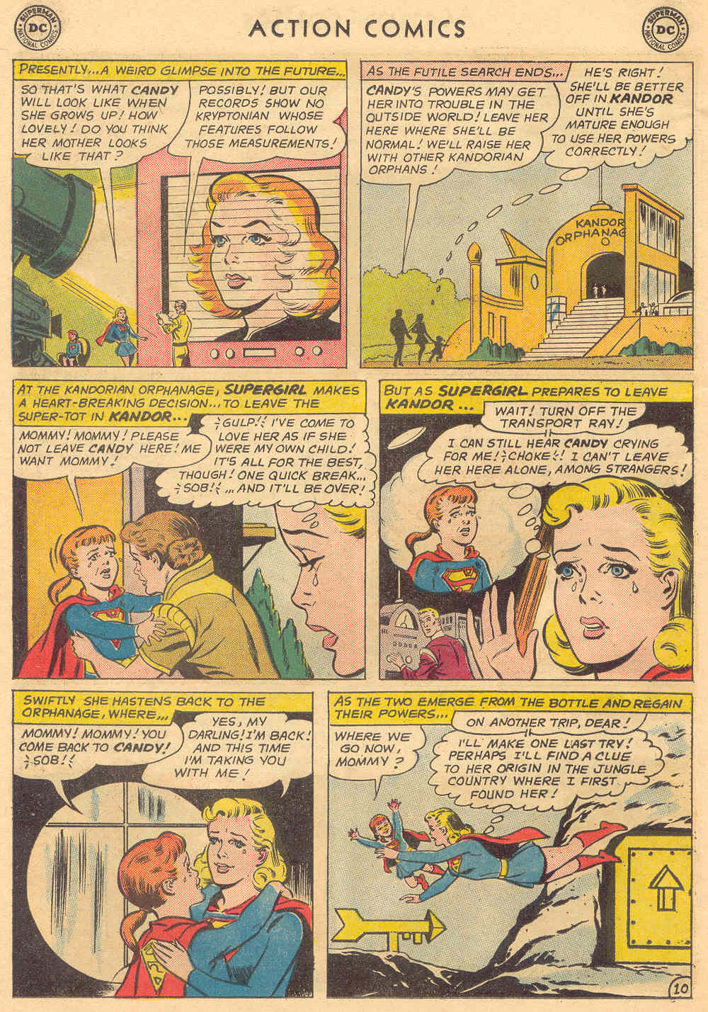 Read online Action Comics (1938) comic -  Issue #308 - 30