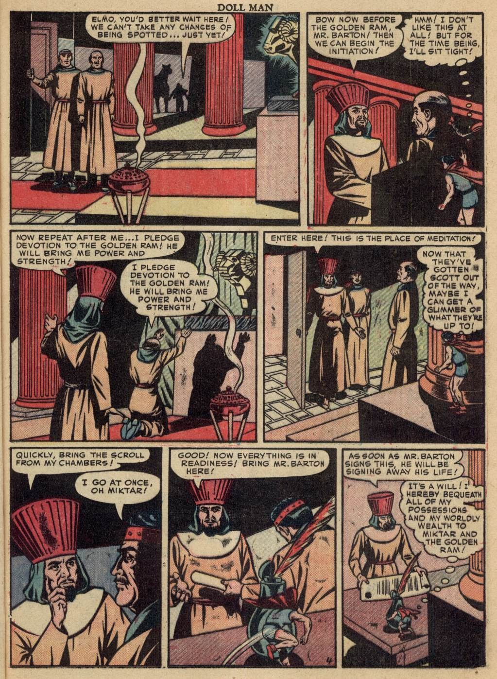 Doll Man issue 37 - Page 21