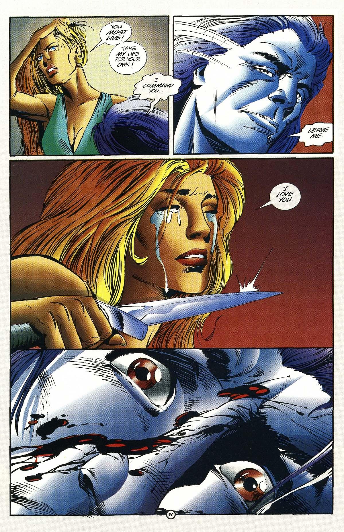 Read online Rune (1994) comic -  Issue #7 - 20