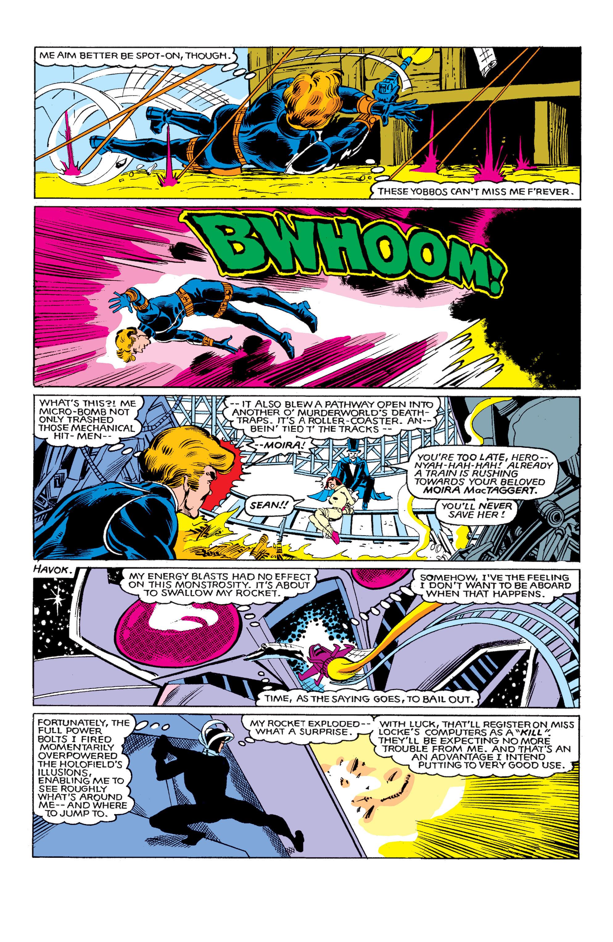 Read online Uncanny X-Men (1963) comic -  Issue #146 - 16