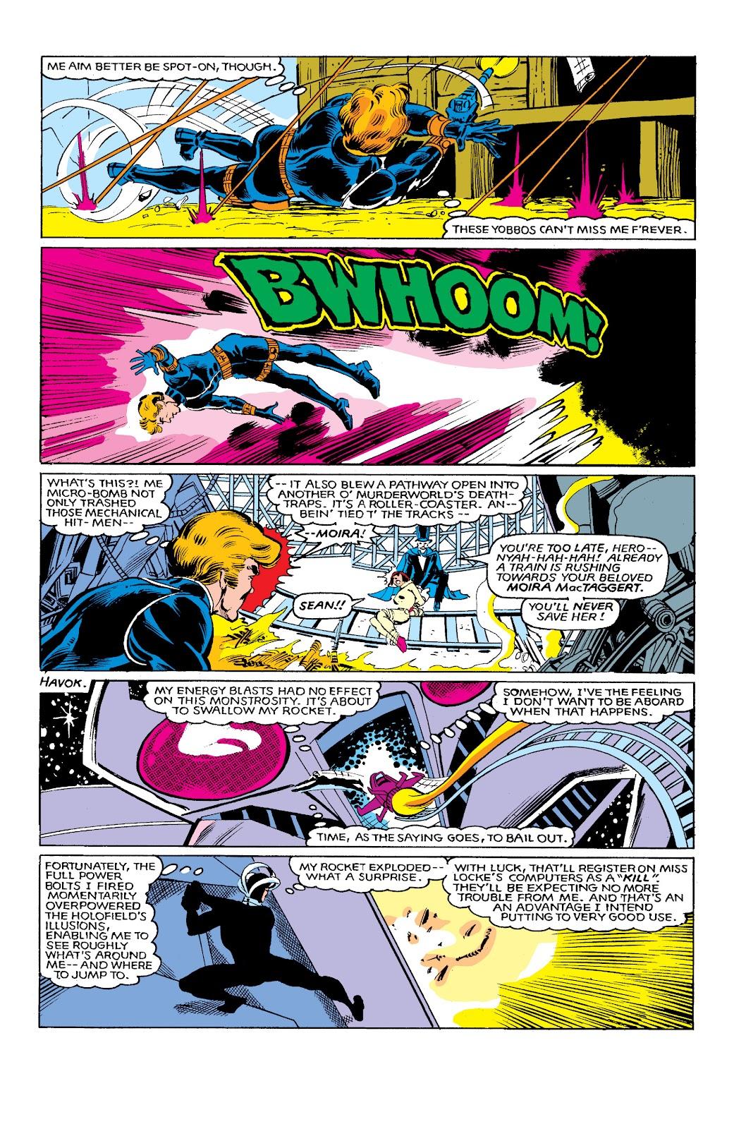 Uncanny X-Men (1963) issue 146 - Page 16