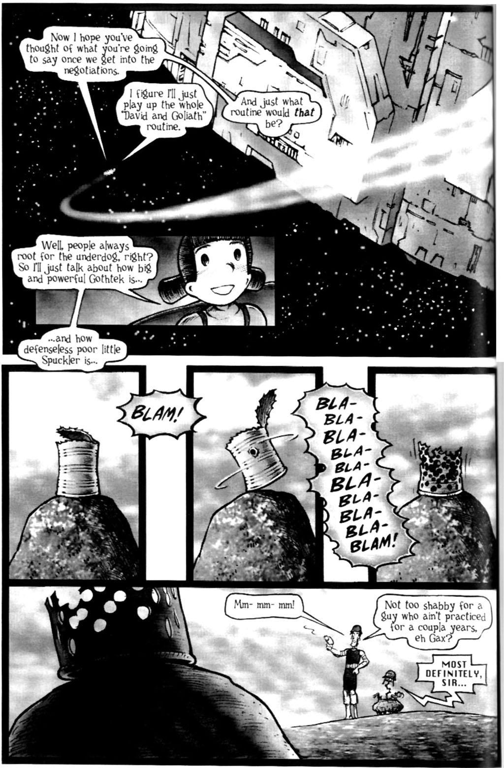 Read online Akiko comic -  Issue #Akiko _TPB 7 - 53