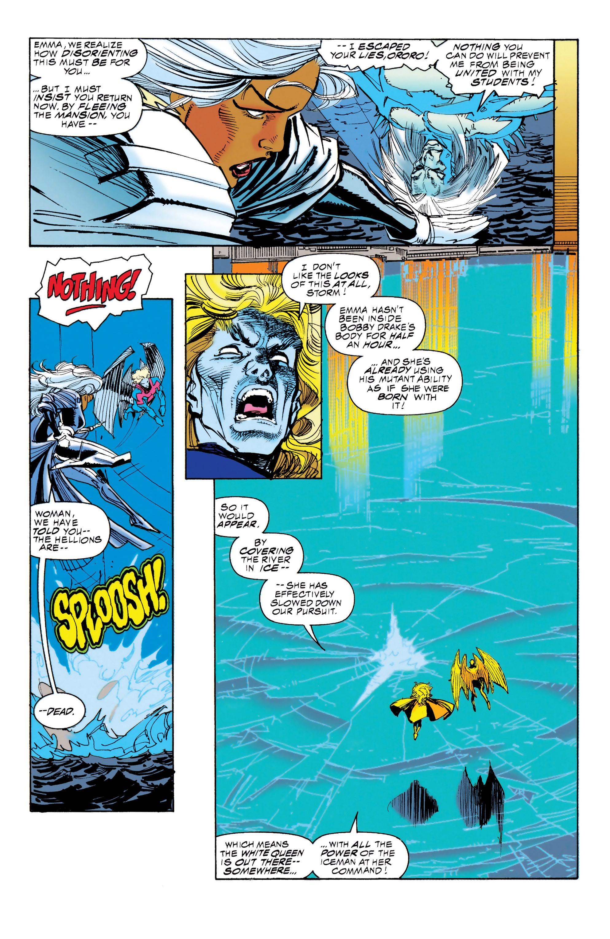 Read online Uncanny X-Men (1963) comic -  Issue #314 - 4