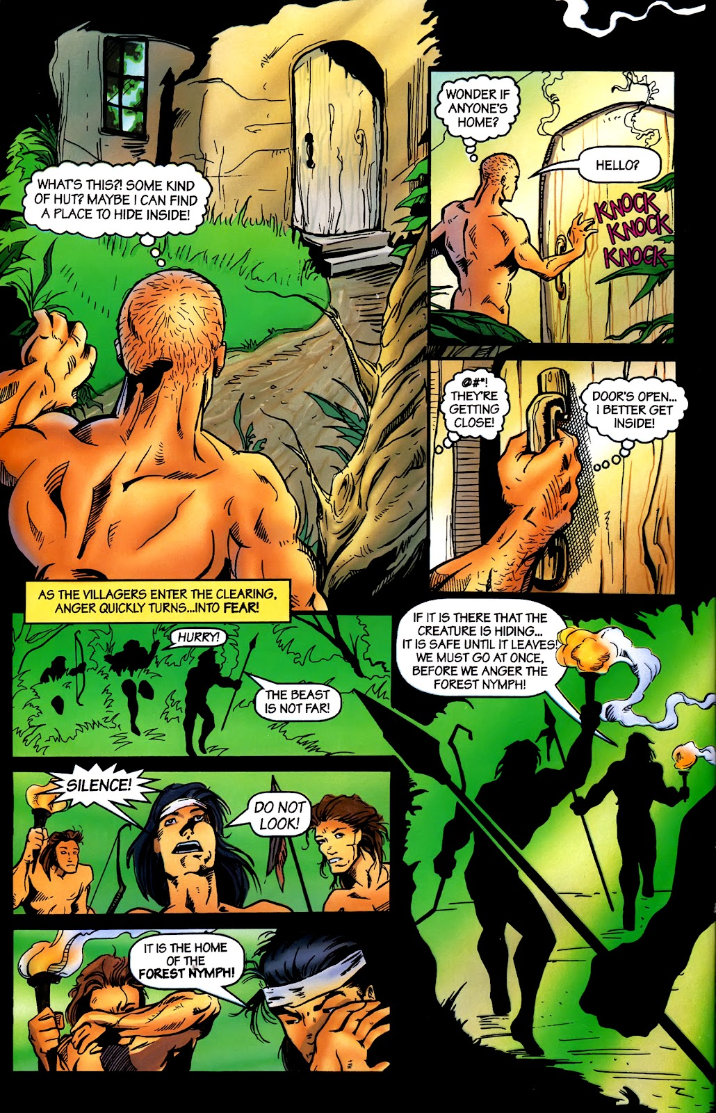 Read online Perg comic -  Issue #2 - 11