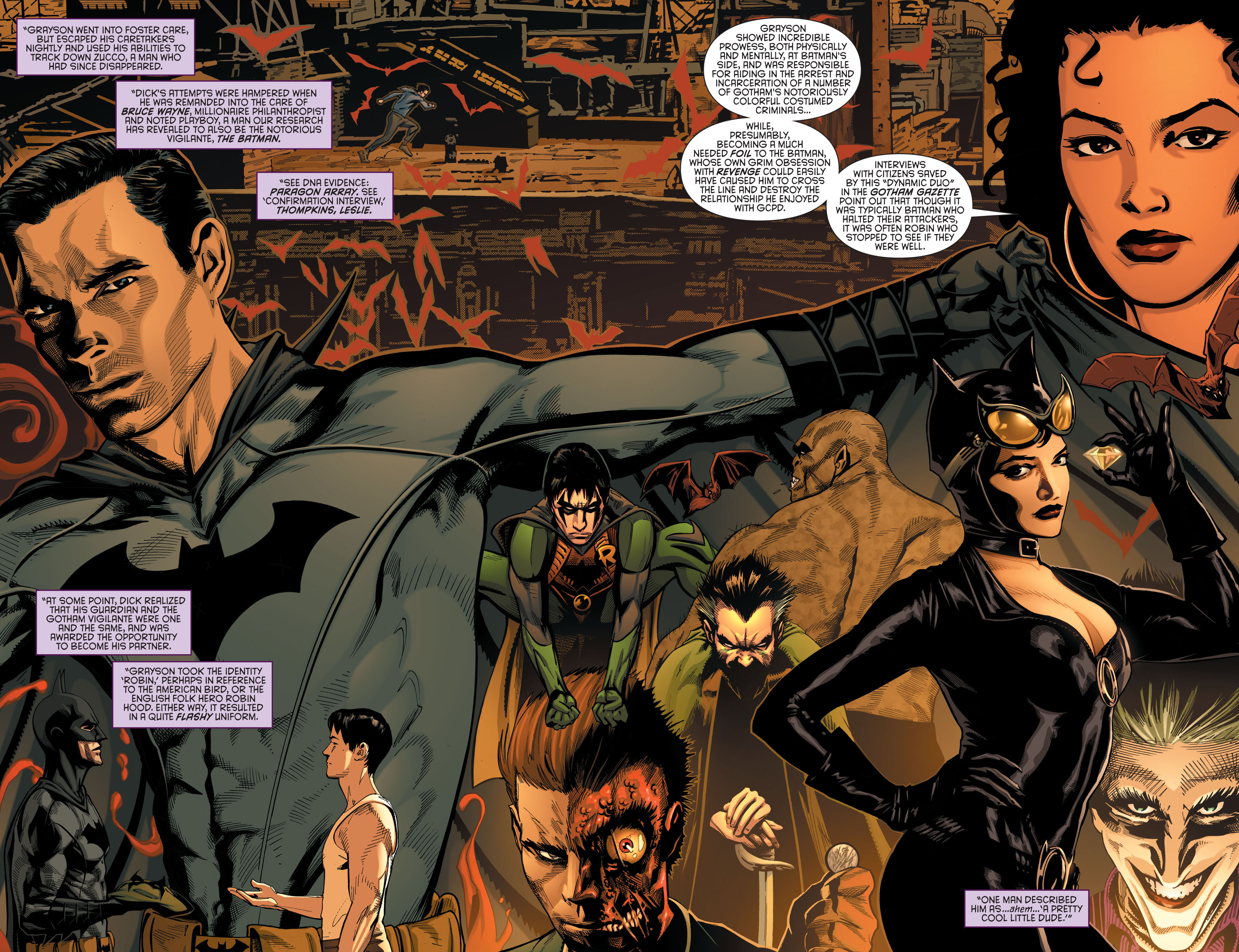 Read online Secret Origins (2014) comic -  Issue #8 - 5
