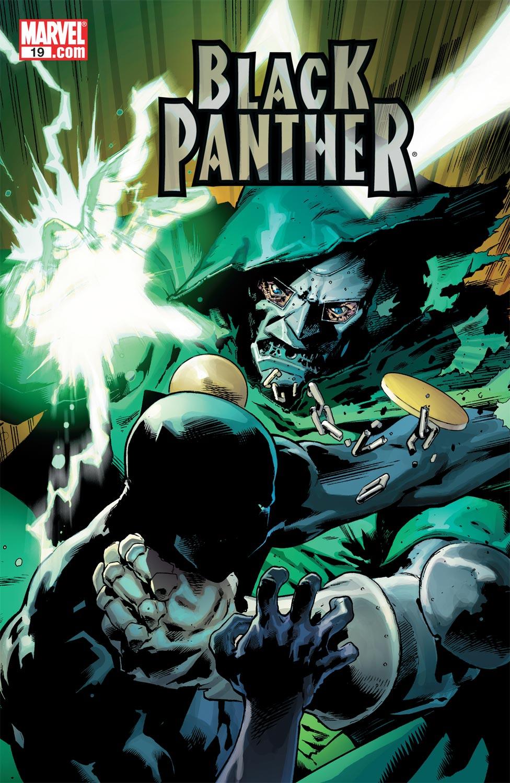 Black Panther (2005) 19 Page 1