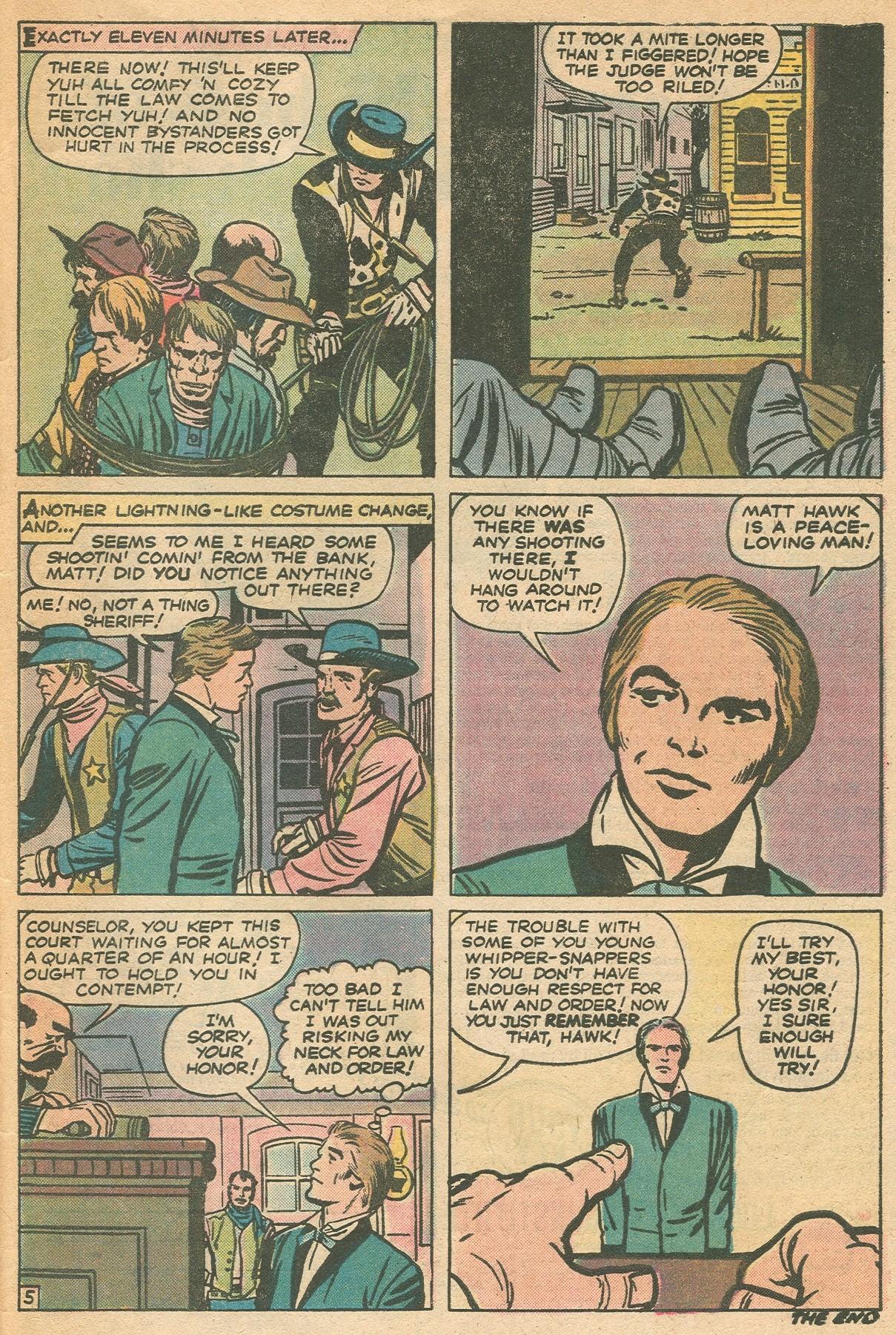 Read online Two-Gun Kid comic -  Issue #130 - 33