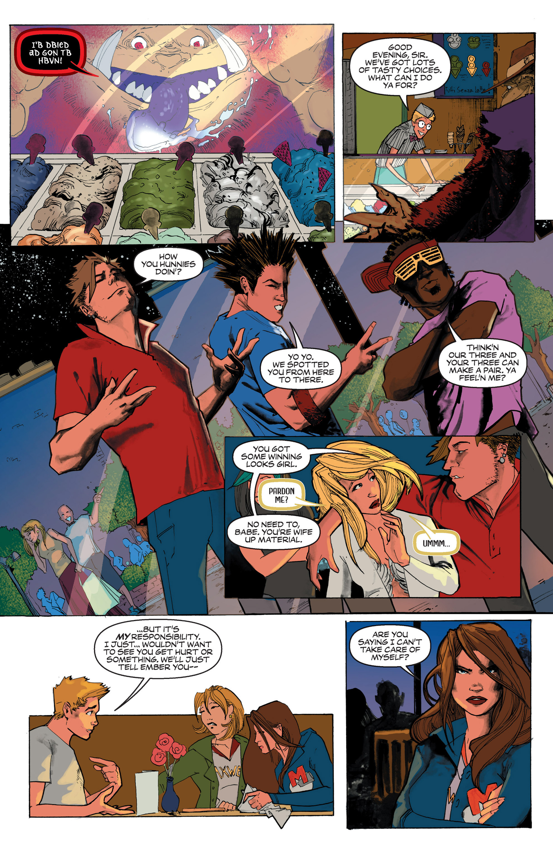 Read online Shrugged (2013) comic -  Issue #4 - 21