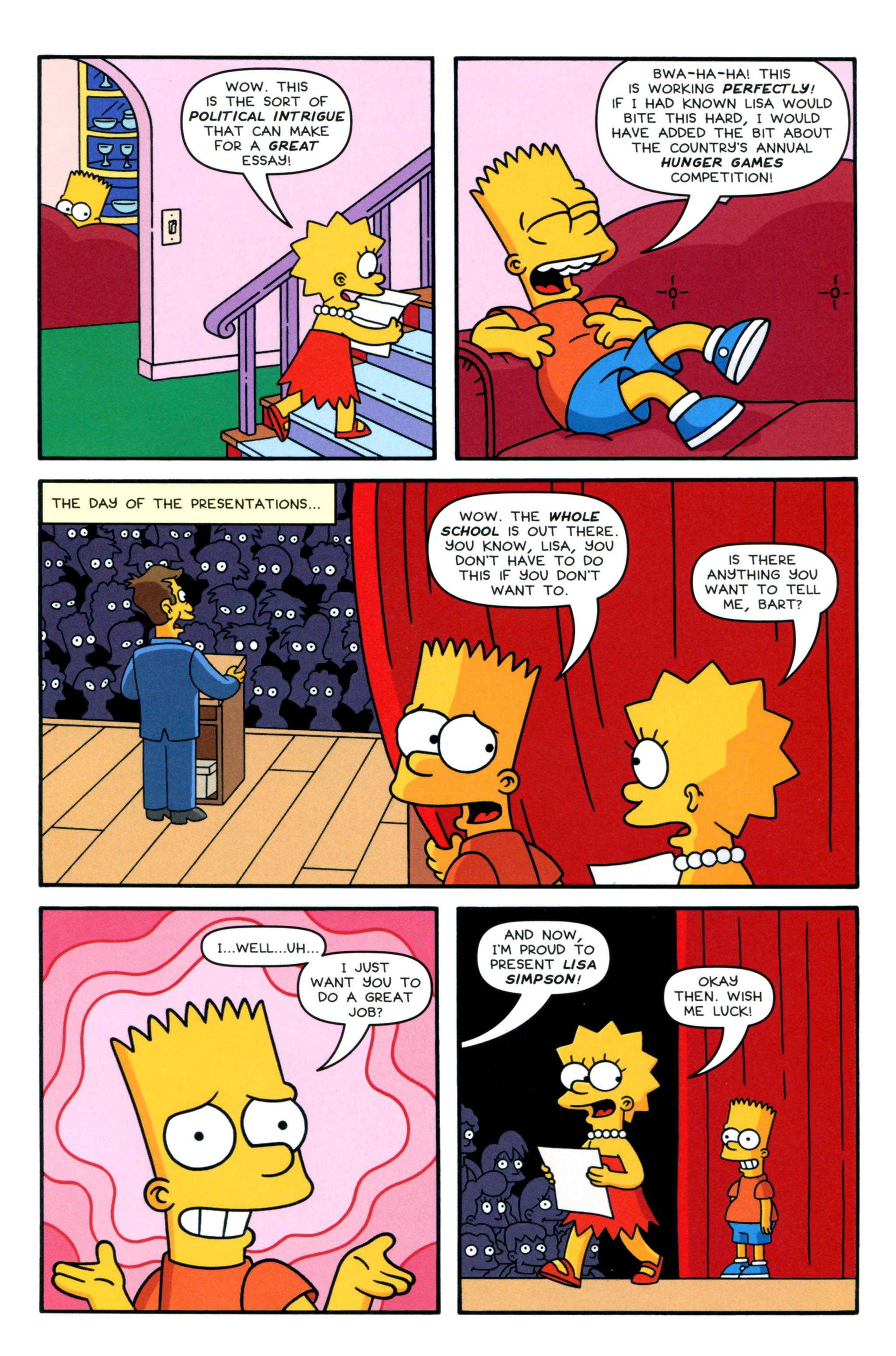 Read online Simpsons Comics Presents Bart Simpson comic -  Issue #93 - 9