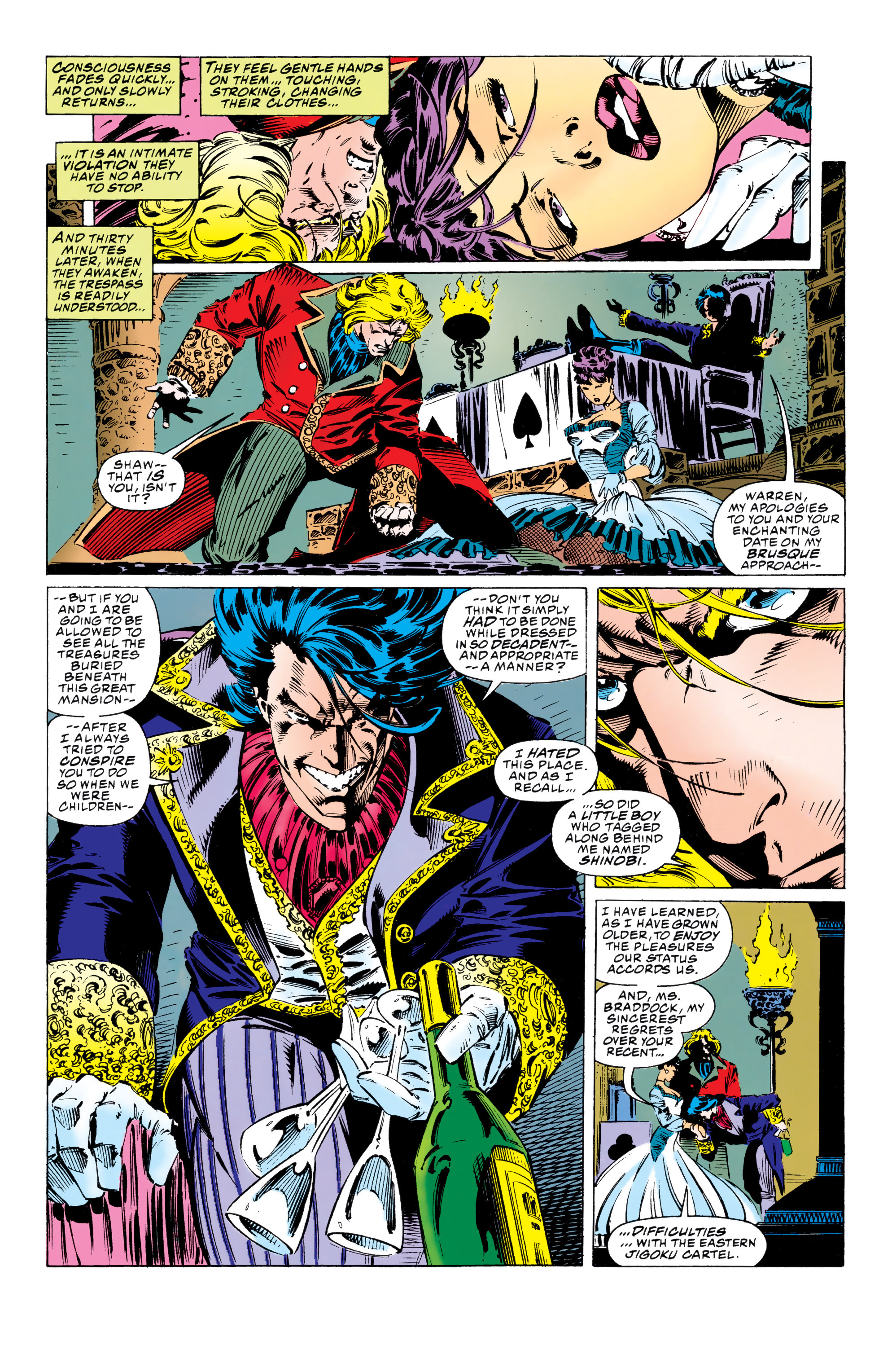 X-Men (1991) 29 Page 12