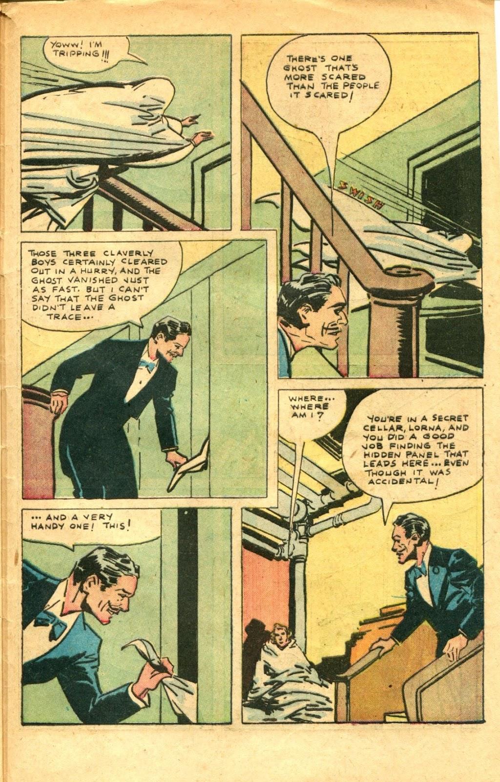 Read online Super-Magician Comics comic -  Issue #48 - 47