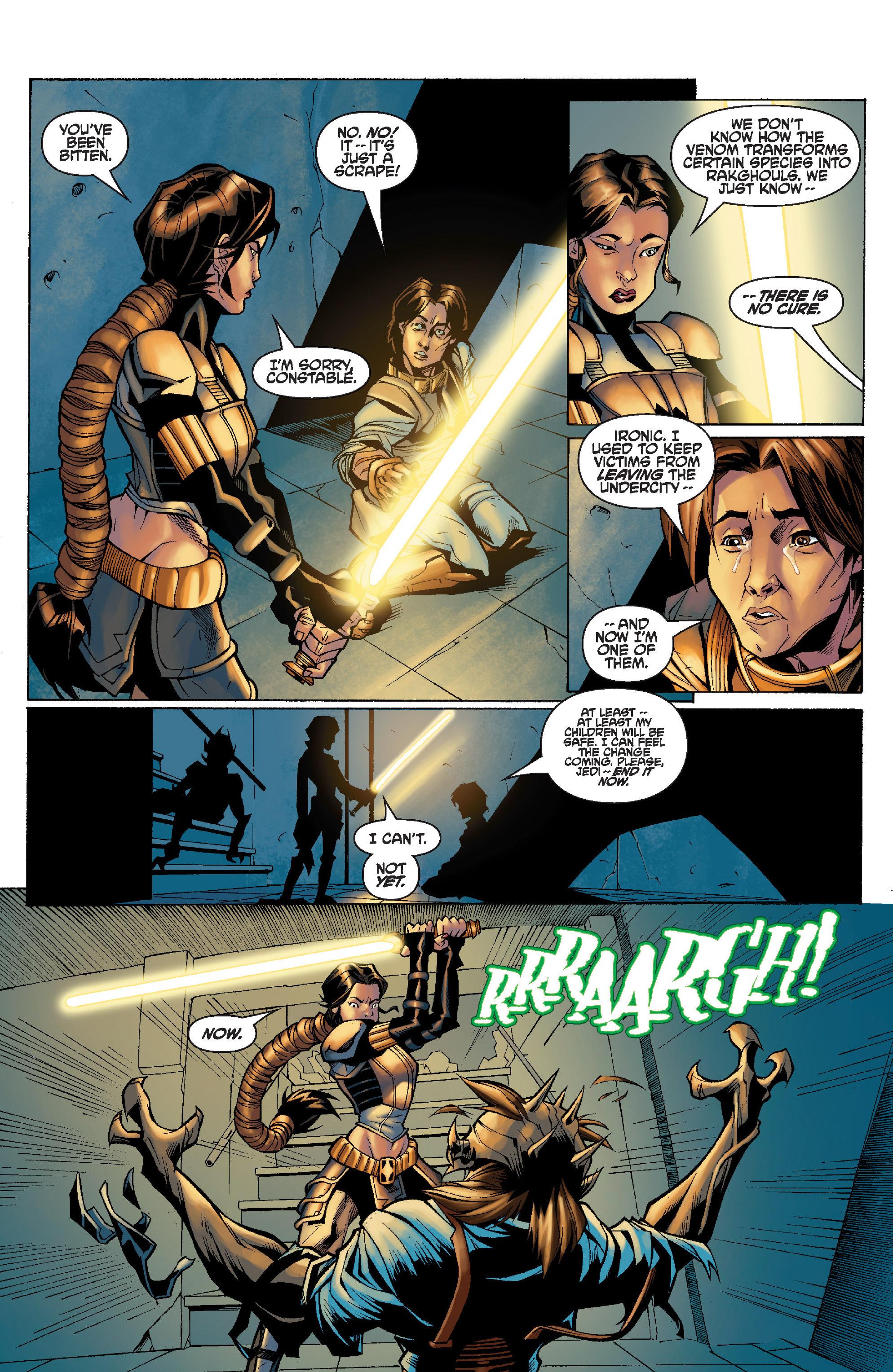 Read online Star Wars Omnibus comic -  Issue # Vol. 32 - 154