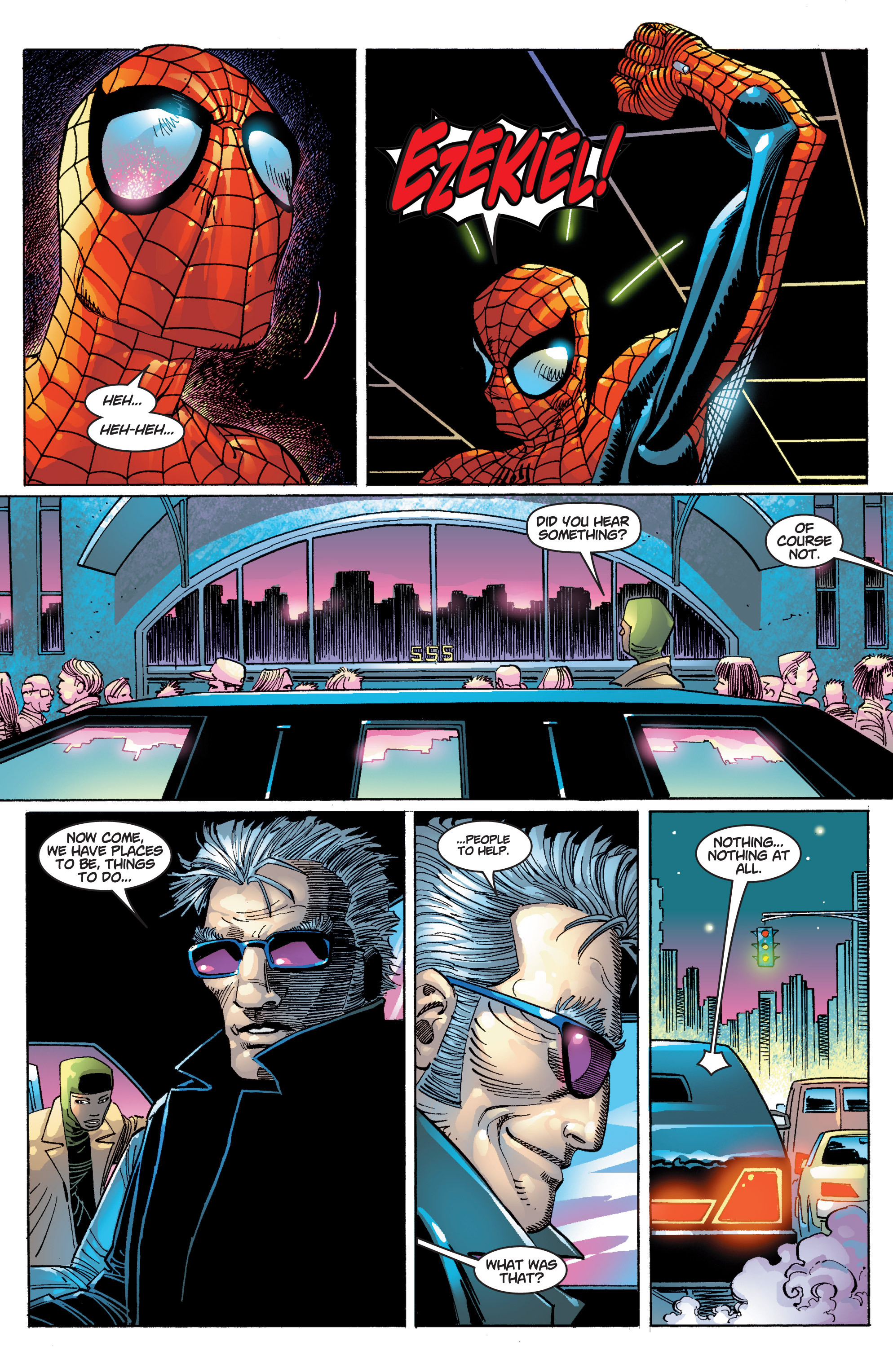 The Amazing Spider-Man (1999) 35 Page 19