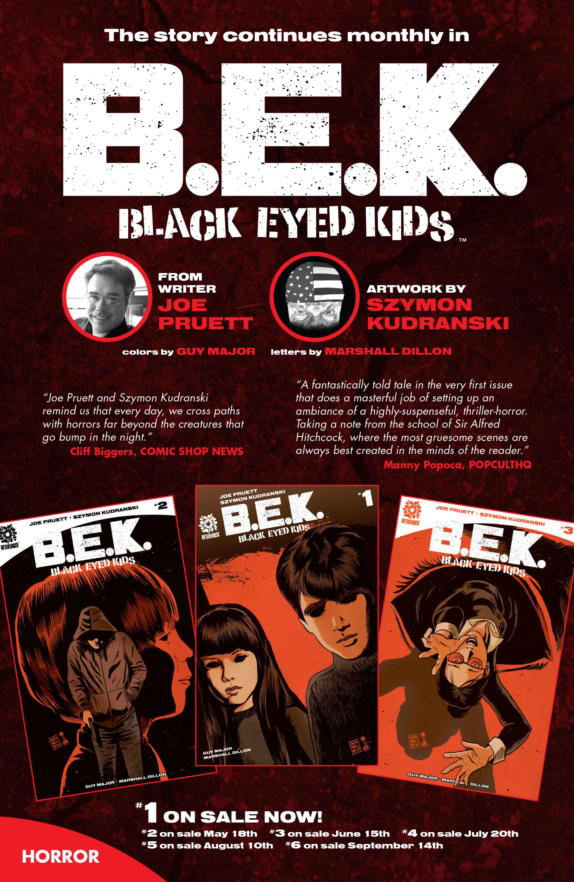 Read online Aftershock Genesis comic -  Issue #1 - 20