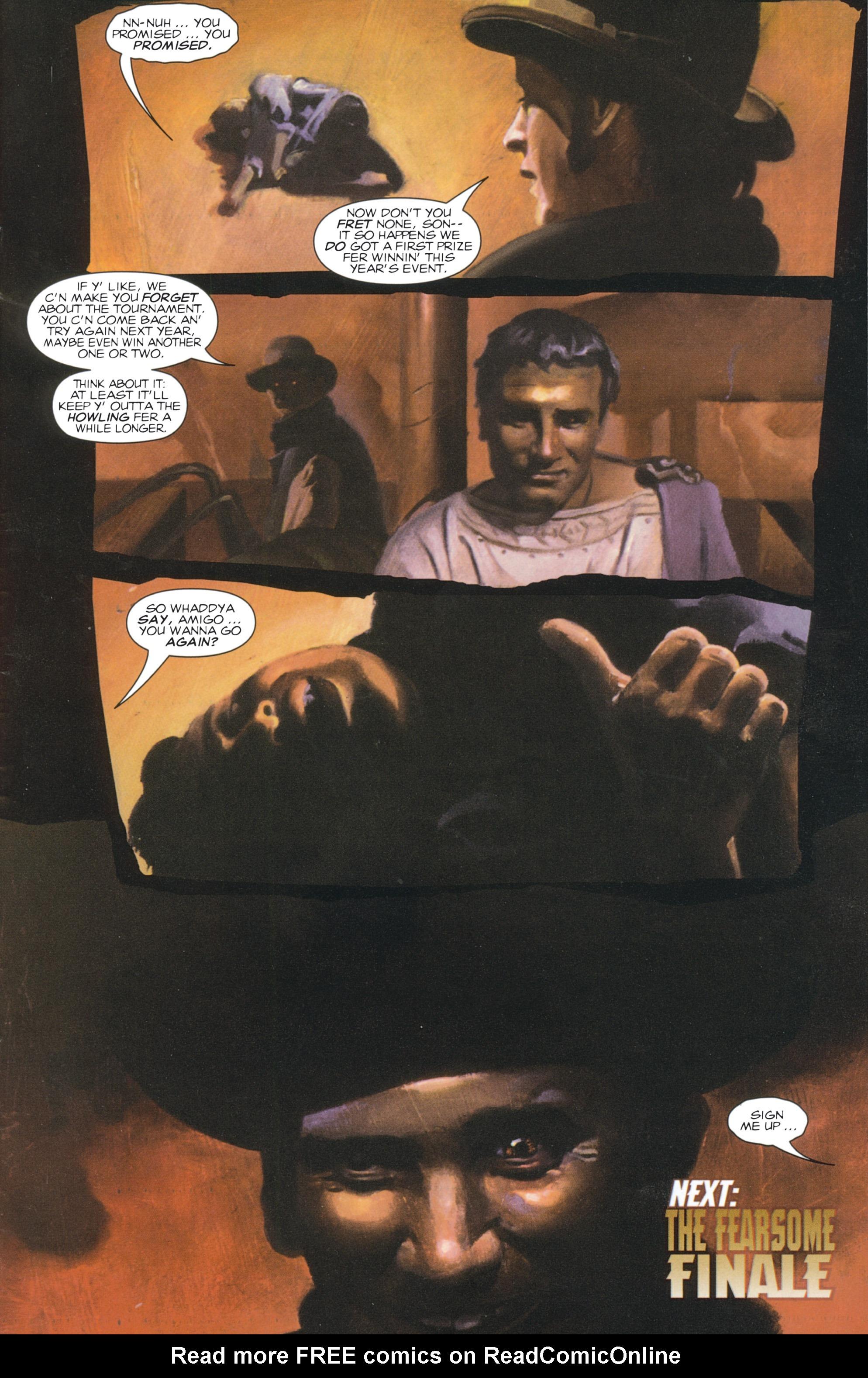 Read online Deadside comic -  Issue #3 - 25