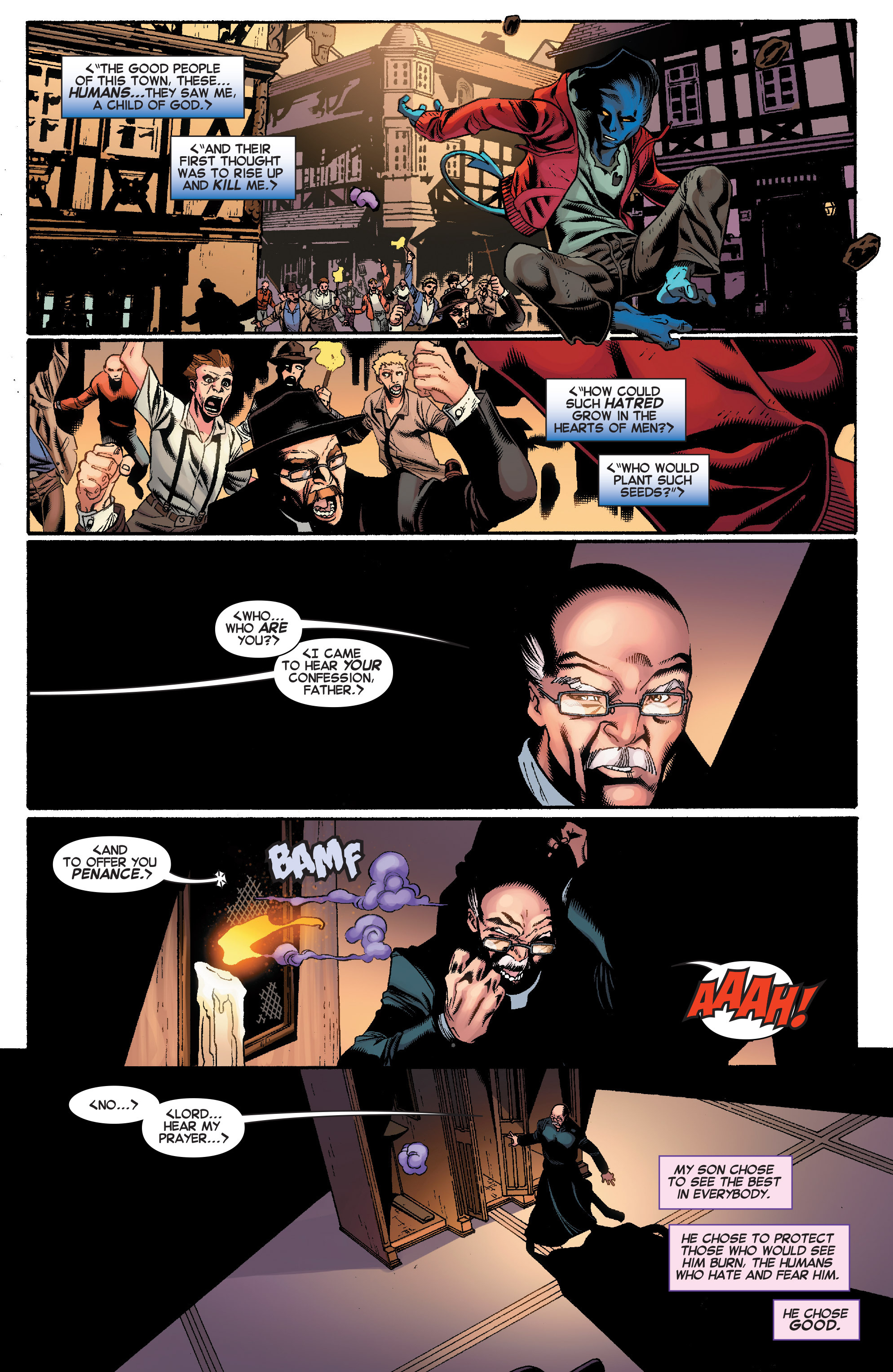 Read online Amazing X-Men (2014) comic -  Issue #14 - 5