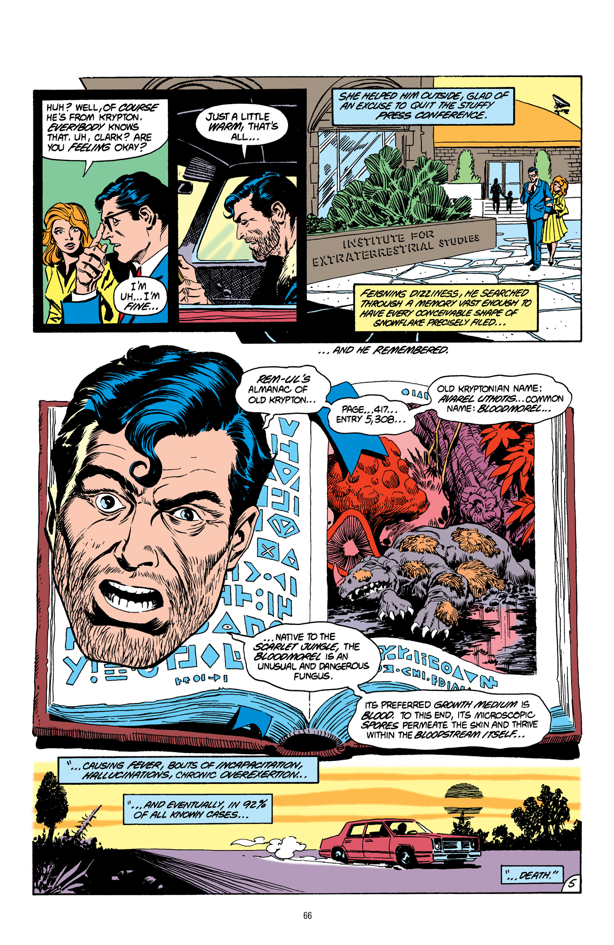 Read online Superman: Whatever Happened to the Man of Tomorrow? comic -  Issue # TPB - 65