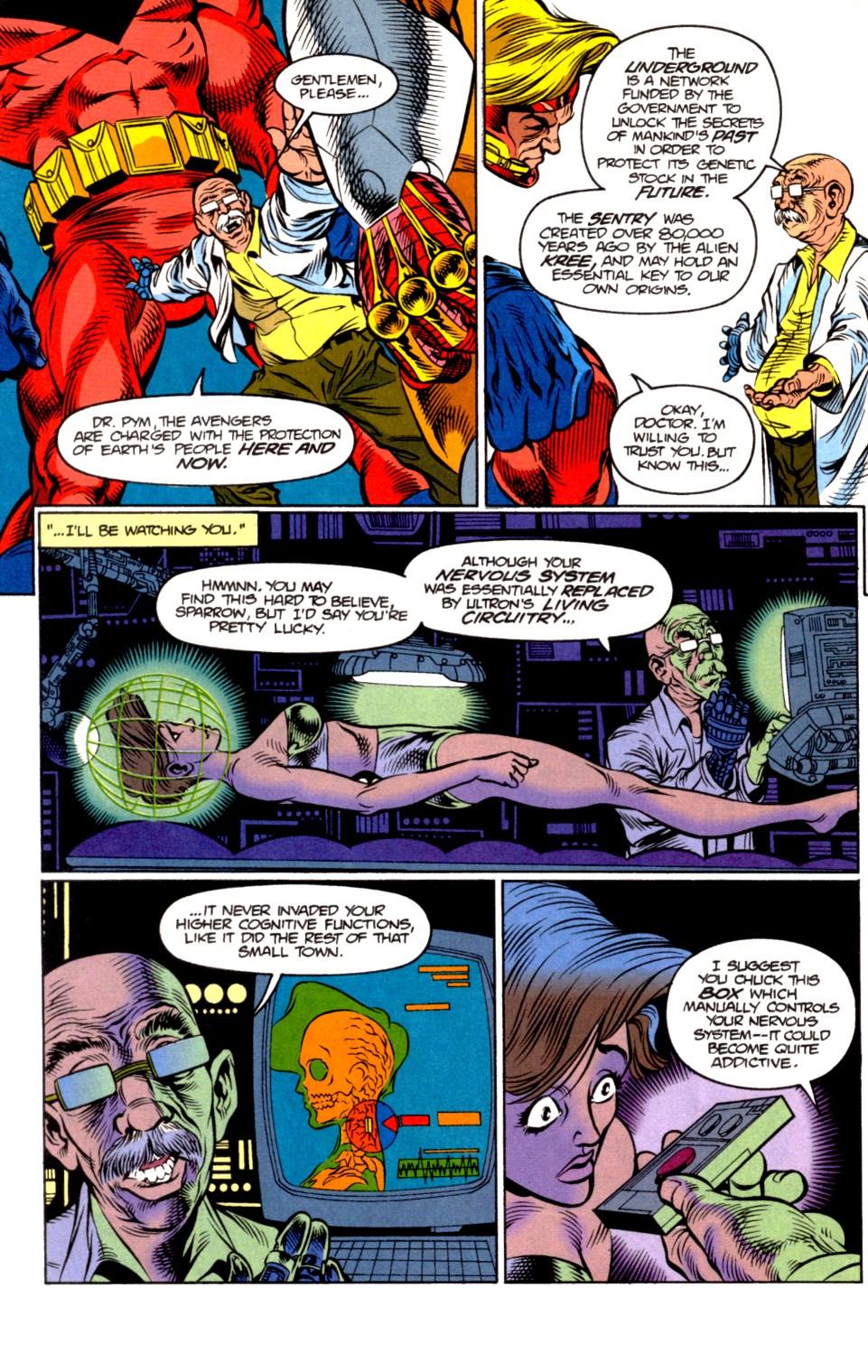 Read online Blackwulf comic -  Issue #6 - 6