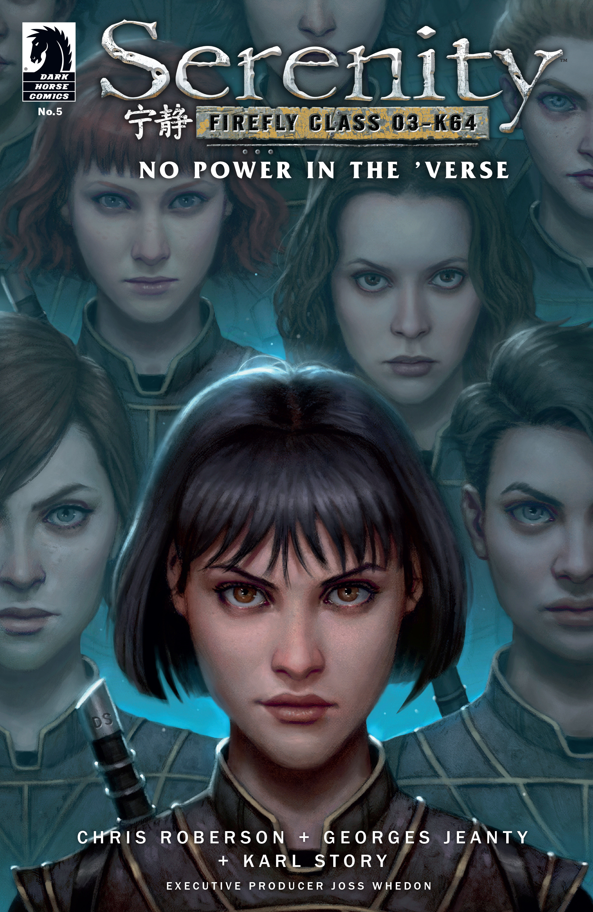 Read online Serenity: Firefly Class 03-K64 – No Power in the 'Verse comic -  Issue #5 - 1