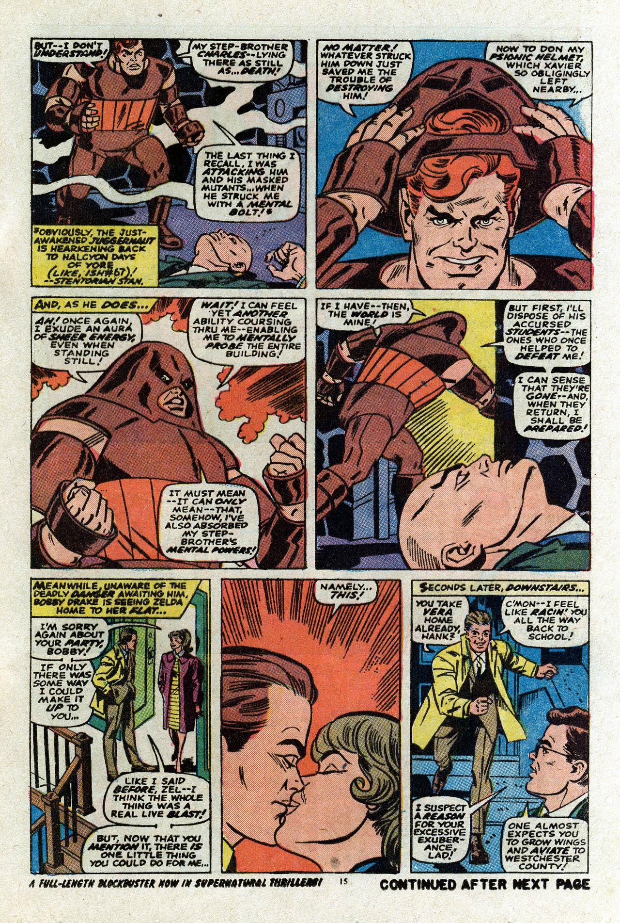 Uncanny X-Men (1963) 80 Page 16
