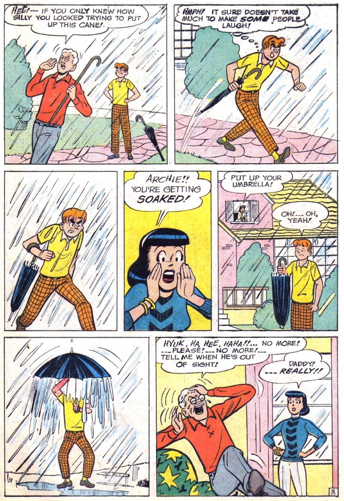 Read online Archie (1960) comic -  Issue #142 - 15