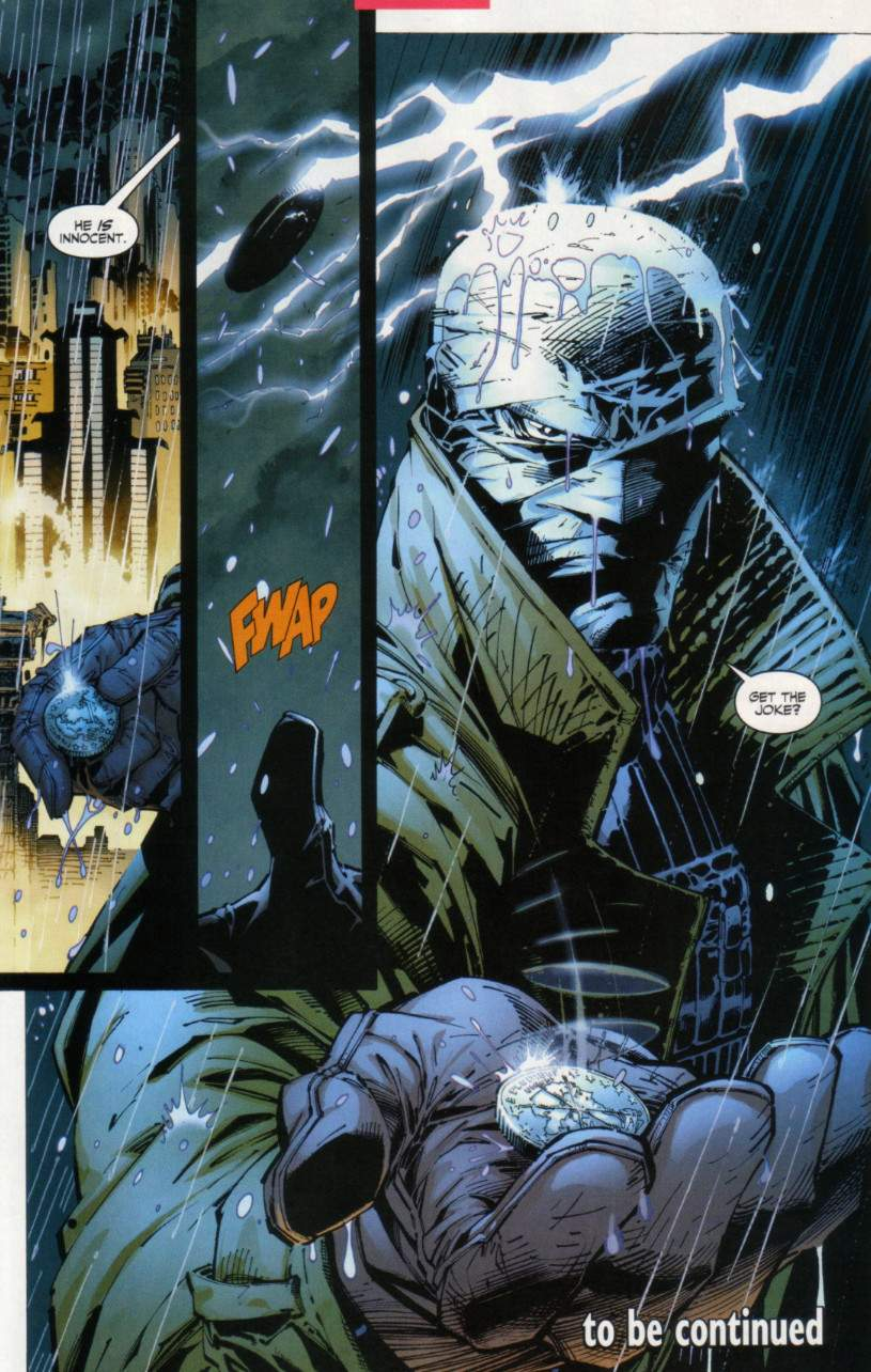 Read online Batman: Hush comic -  Issue #7 - 22