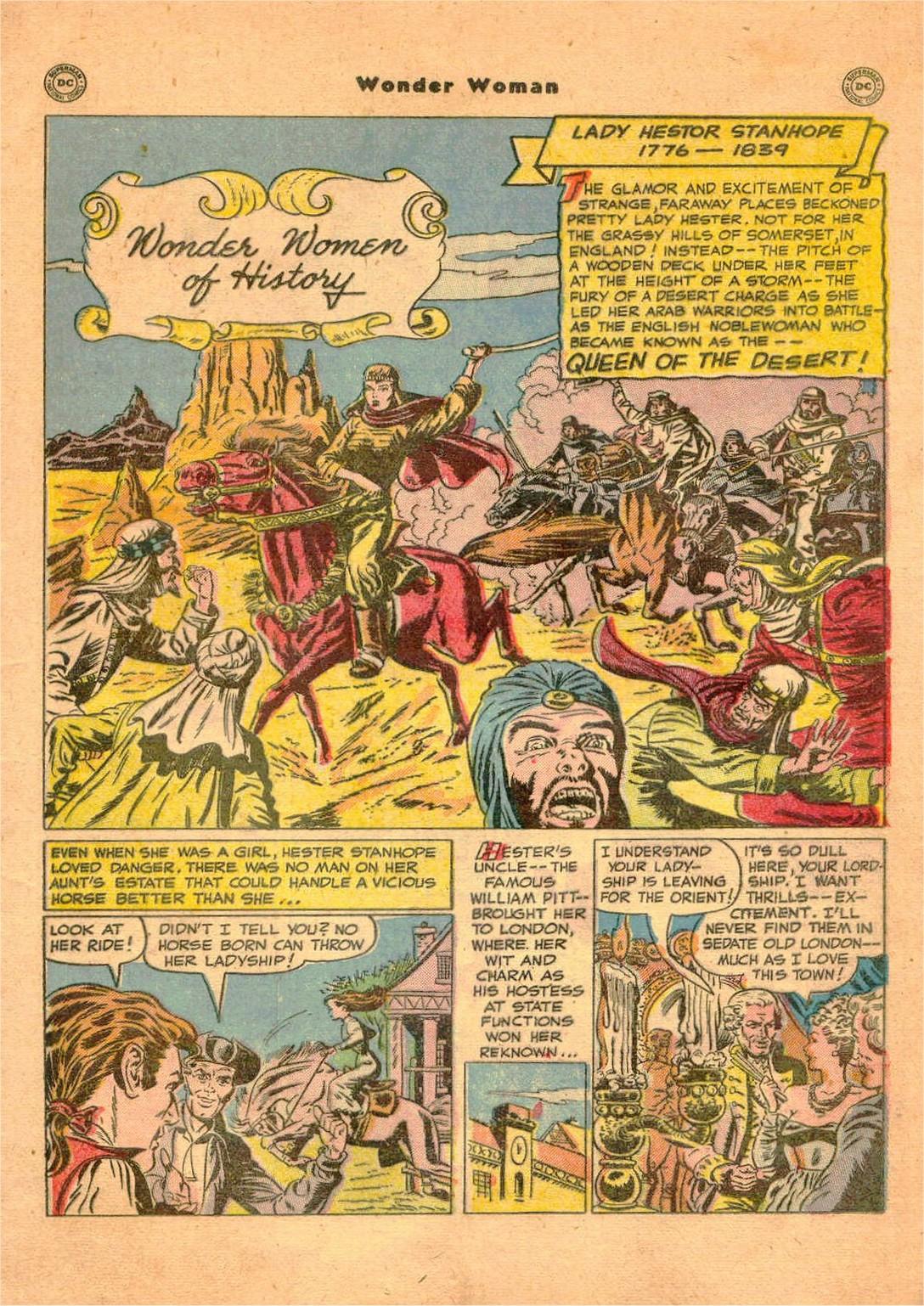 Read online Wonder Woman (1942) comic -  Issue #47 - 16