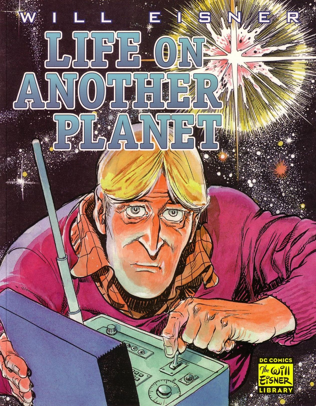 Life on Another Planet TPB Page 1