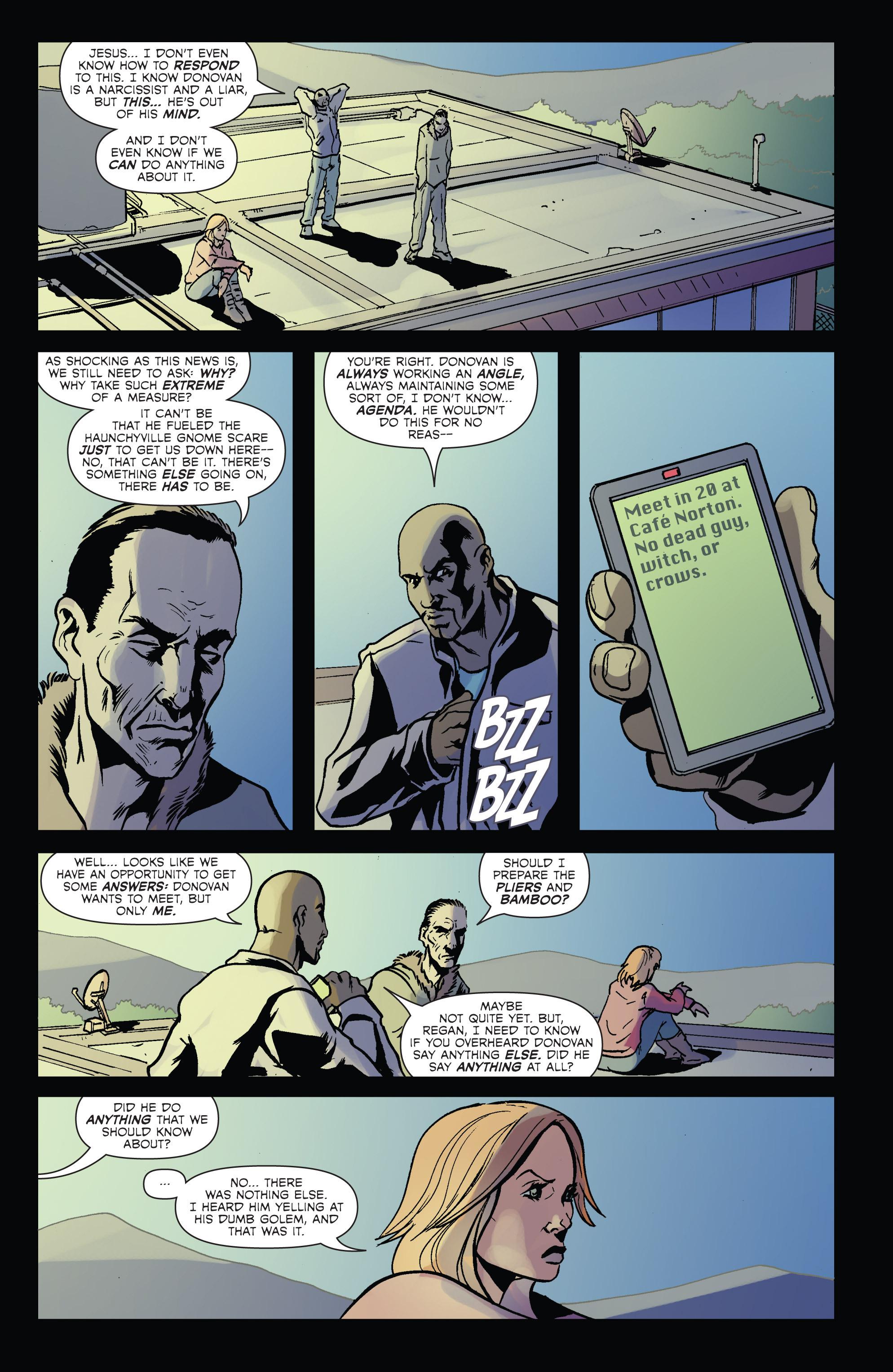 Read online Hoax Hunters (2012) comic -  Issue # TPB 2 - 56