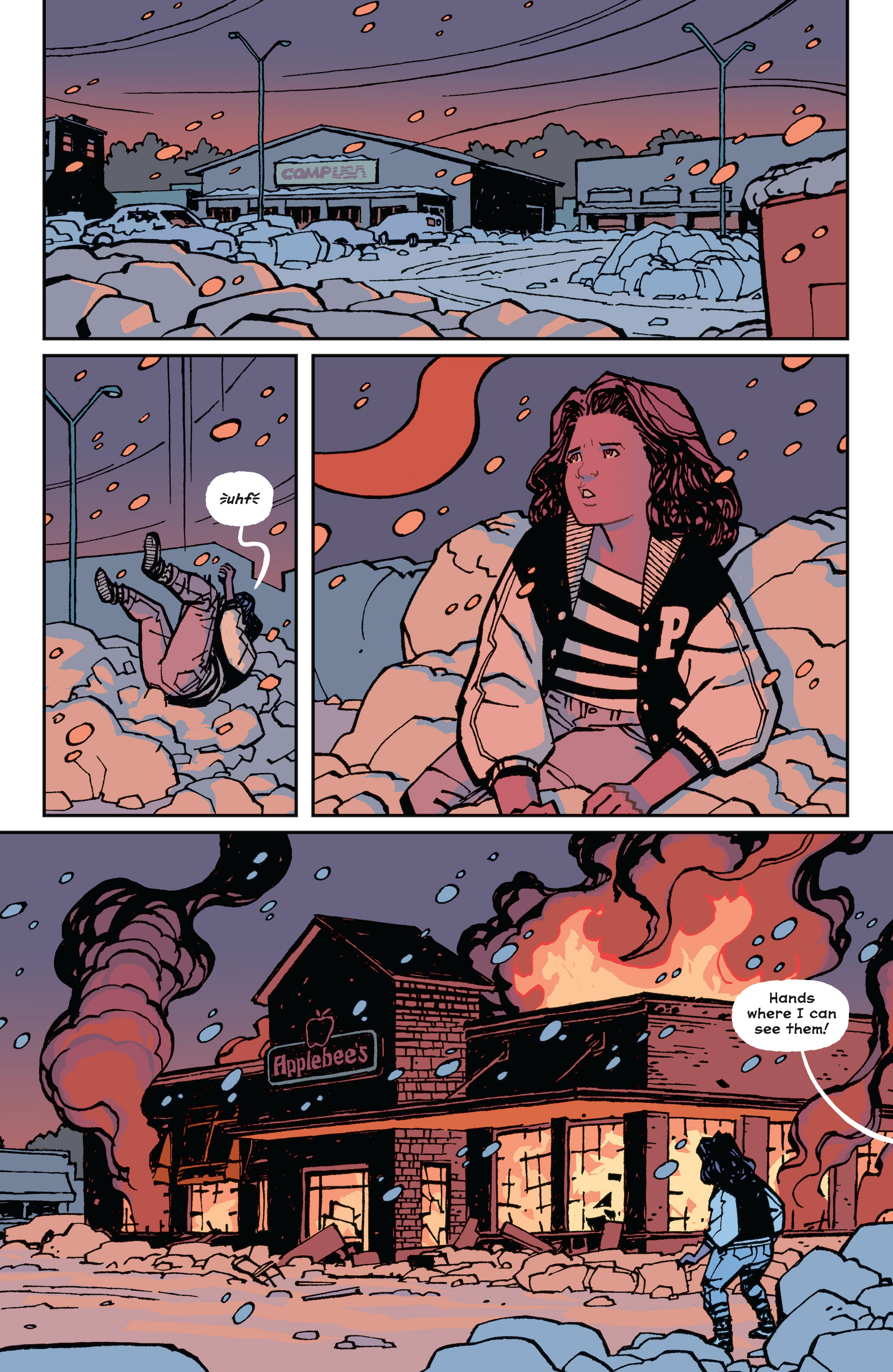 Read online Paper Girls comic -  Issue #15 - 26